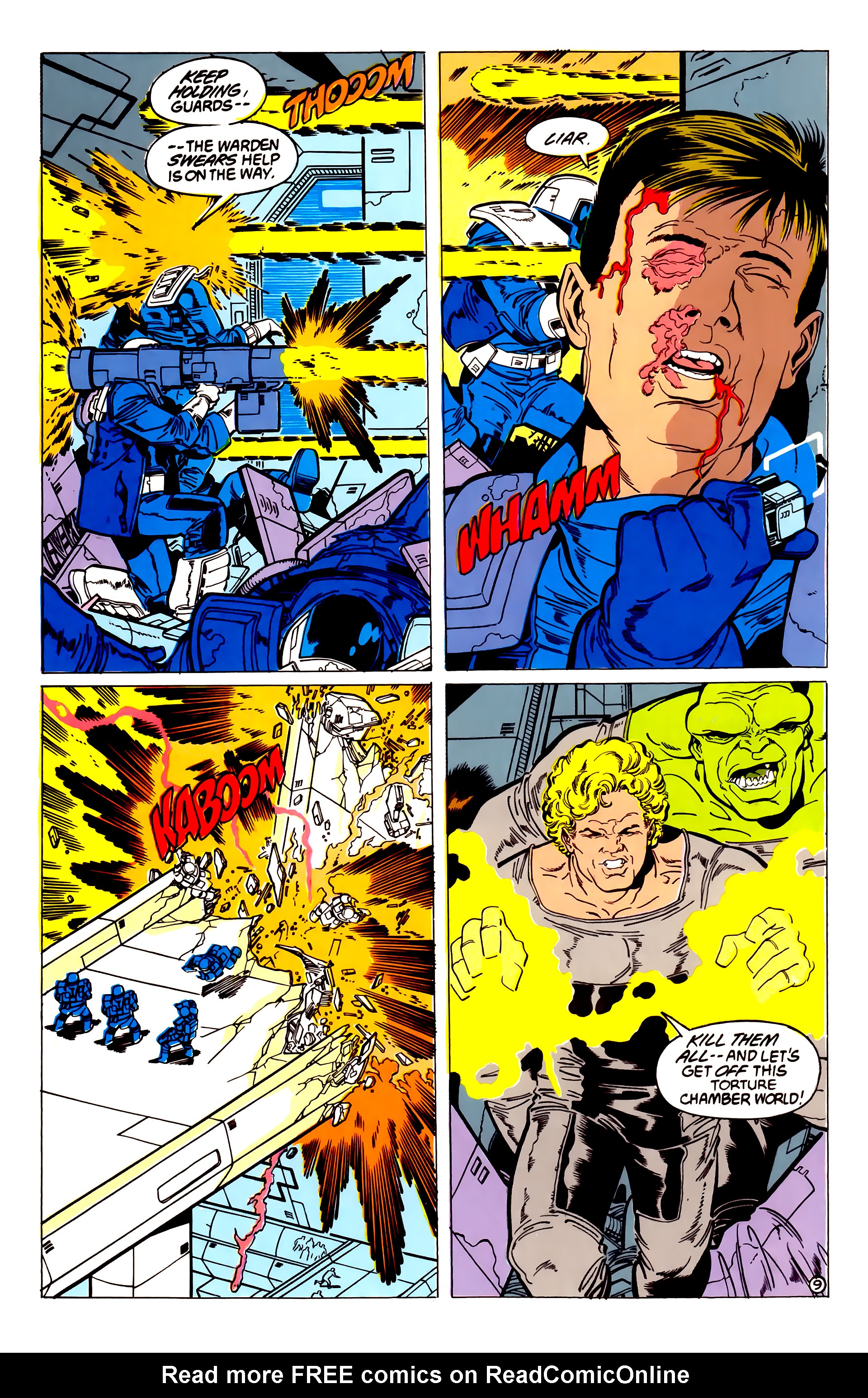 Legion of Super-Heroes (1984) 54 Page 9