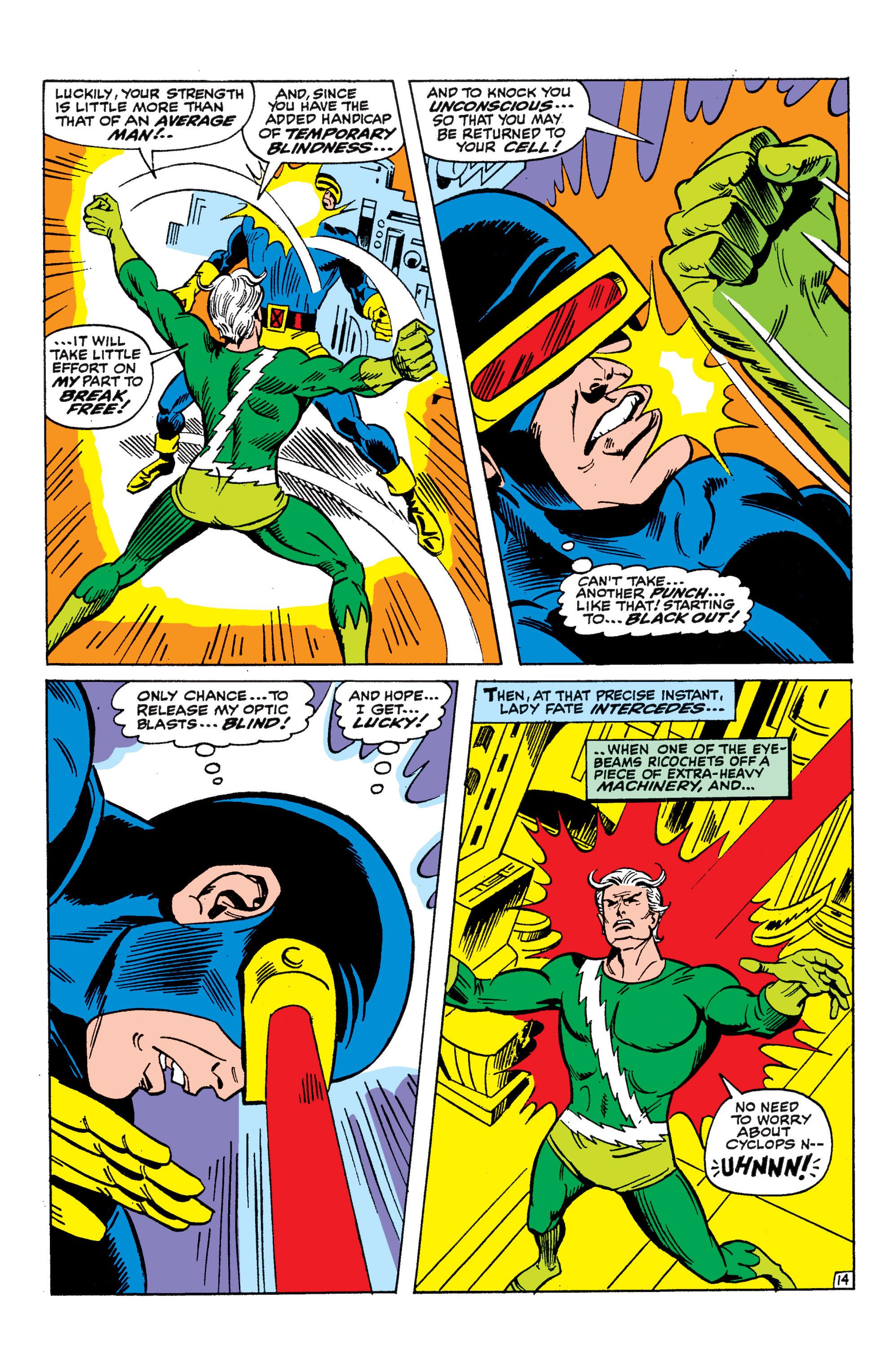 Uncanny X-Men (1963) 45 Page 14