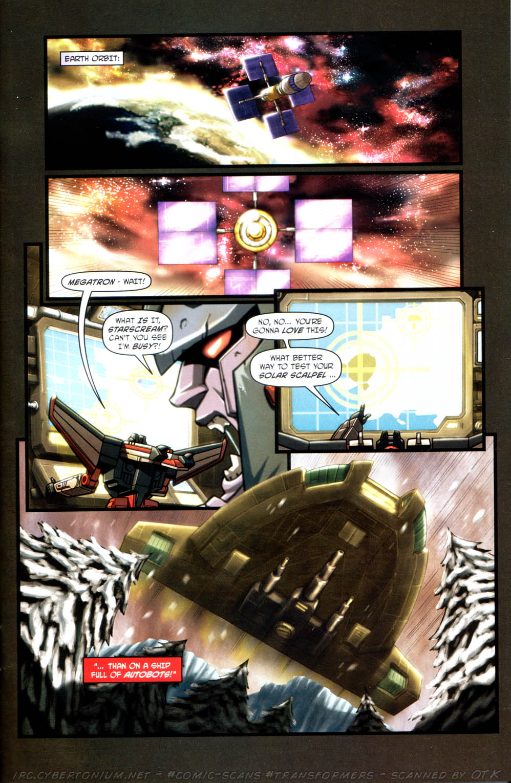 Read online Transformers Armada comic -  Issue #13 - 7