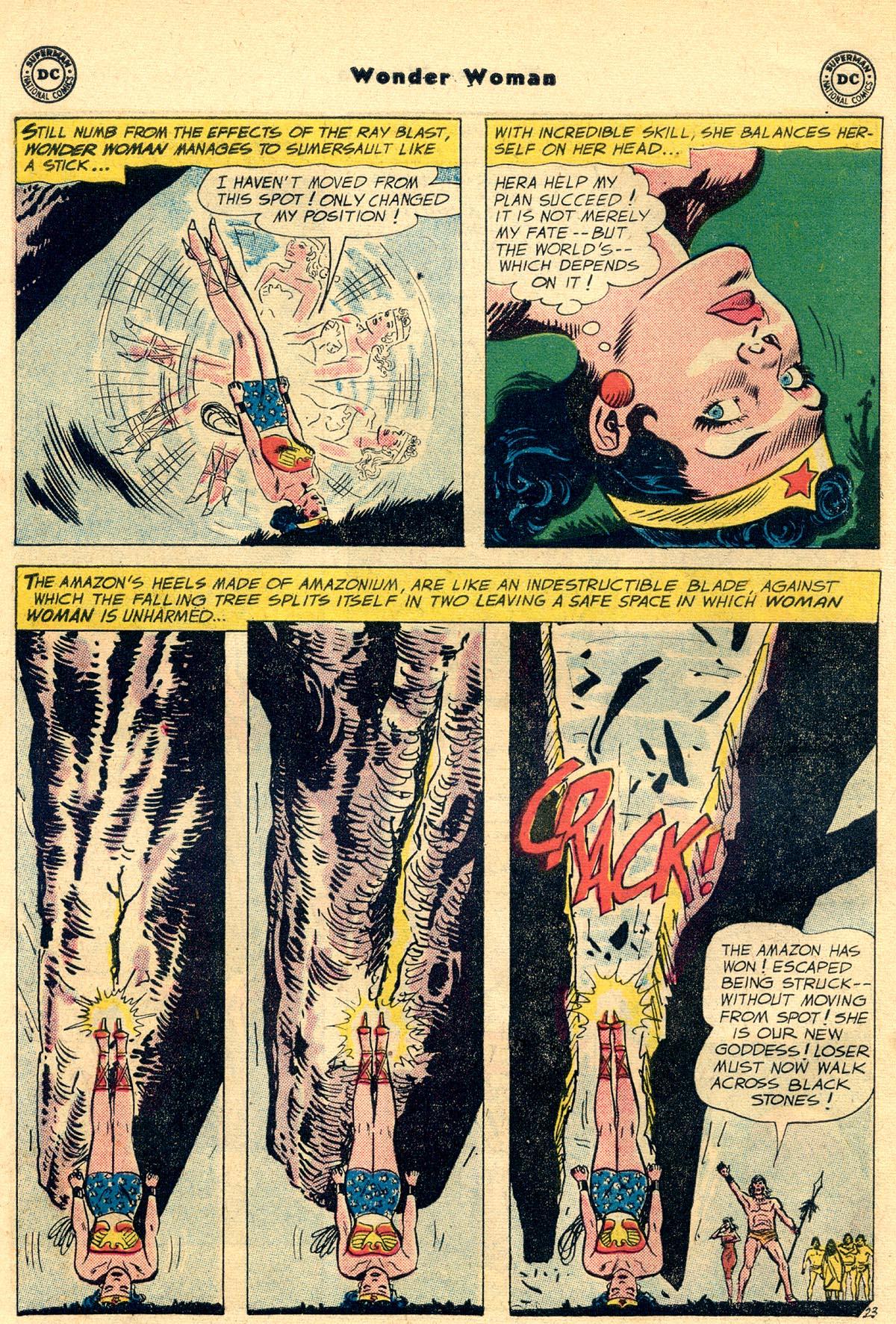 Read online Wonder Woman (1942) comic -  Issue #110 - 30