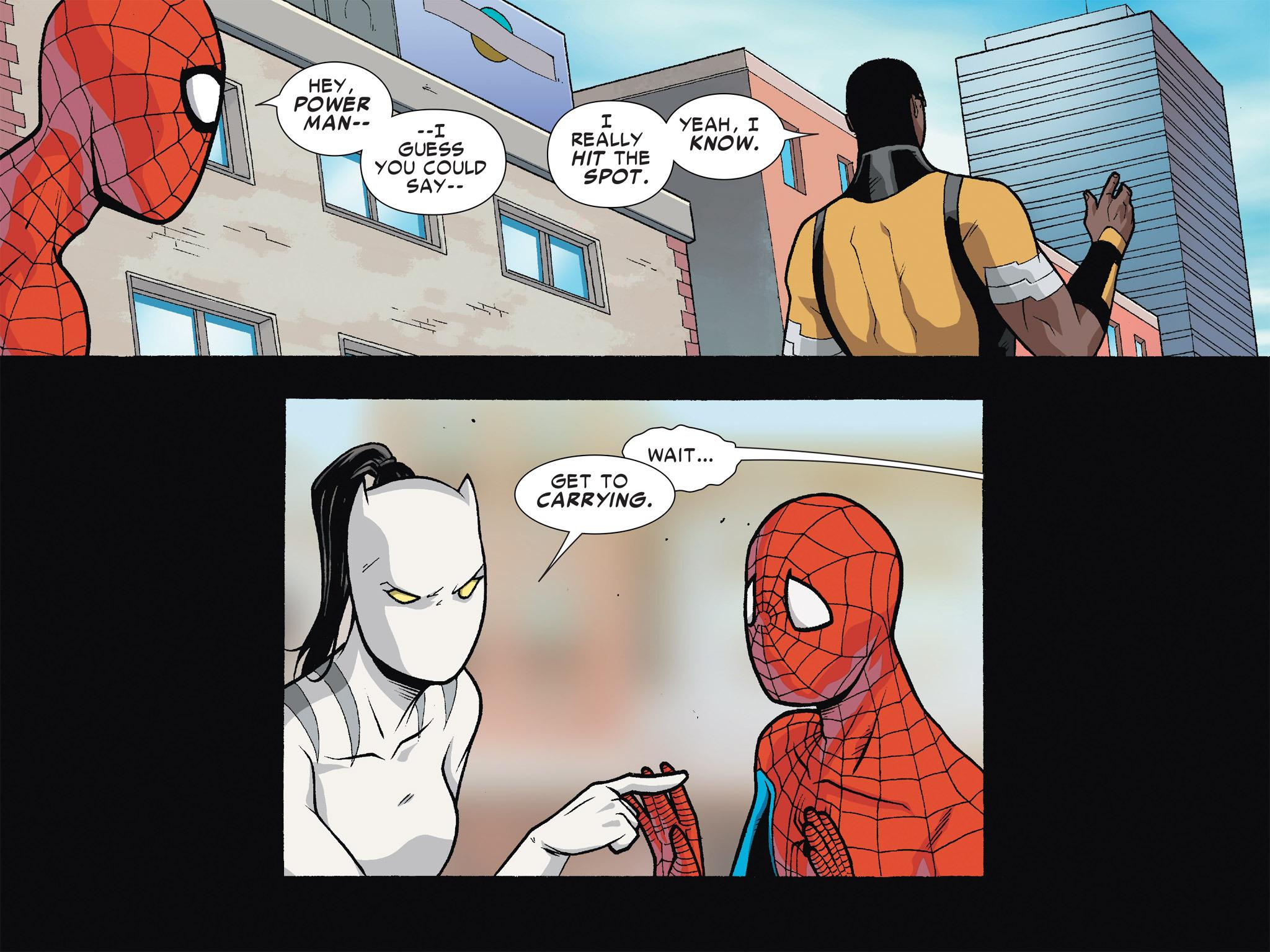 Read online Ultimate Spider-Man (Infinite Comics) (2016) comic -  Issue #6 - 49