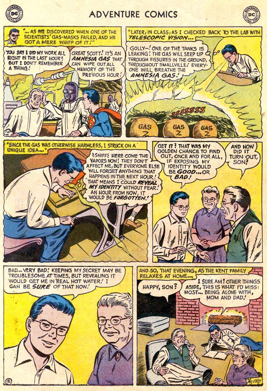 Read online Adventure Comics (1938) comic -  Issue #235 - 14