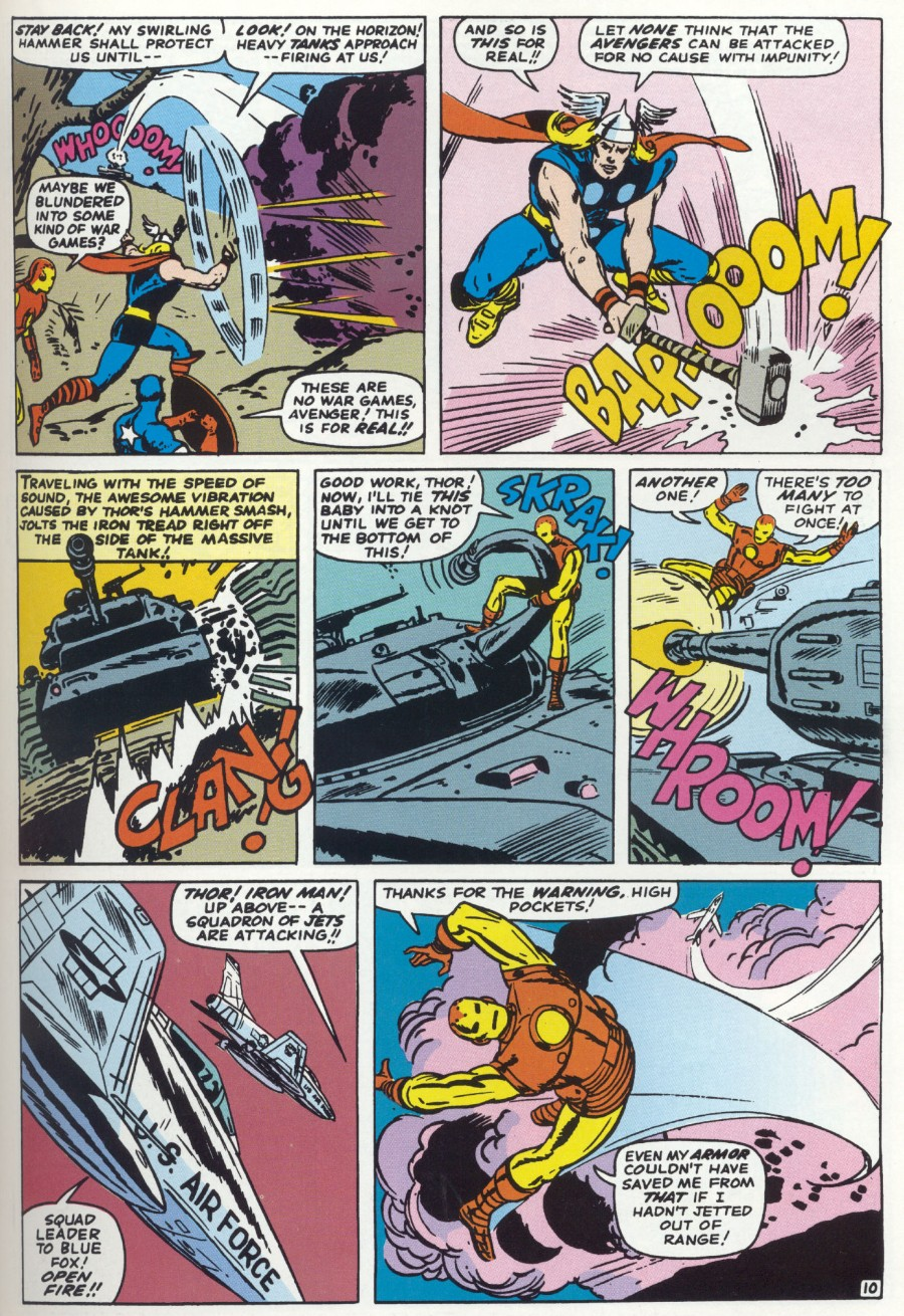 The Avengers (1963) 13 Page 10