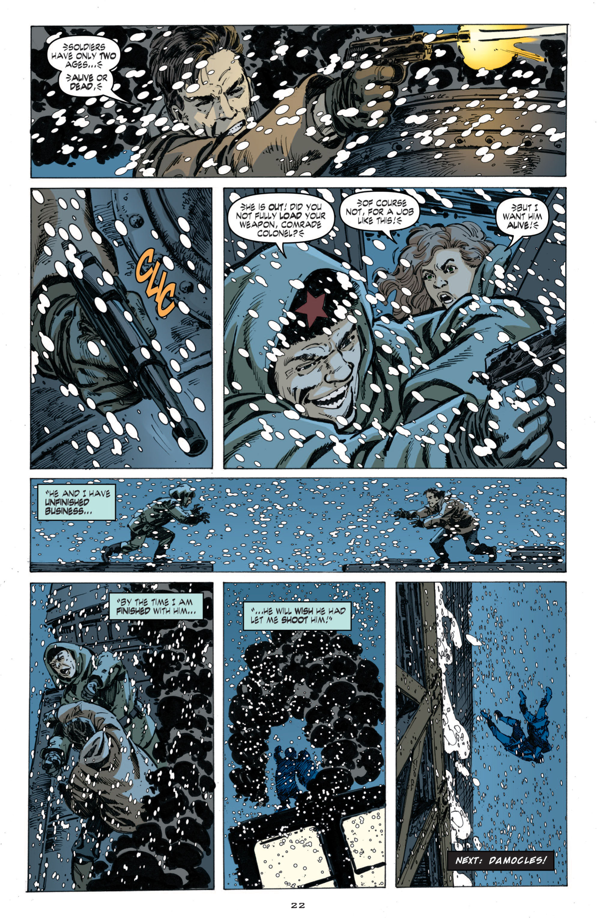 Read online Cold War comic -  Issue # TPB - 80