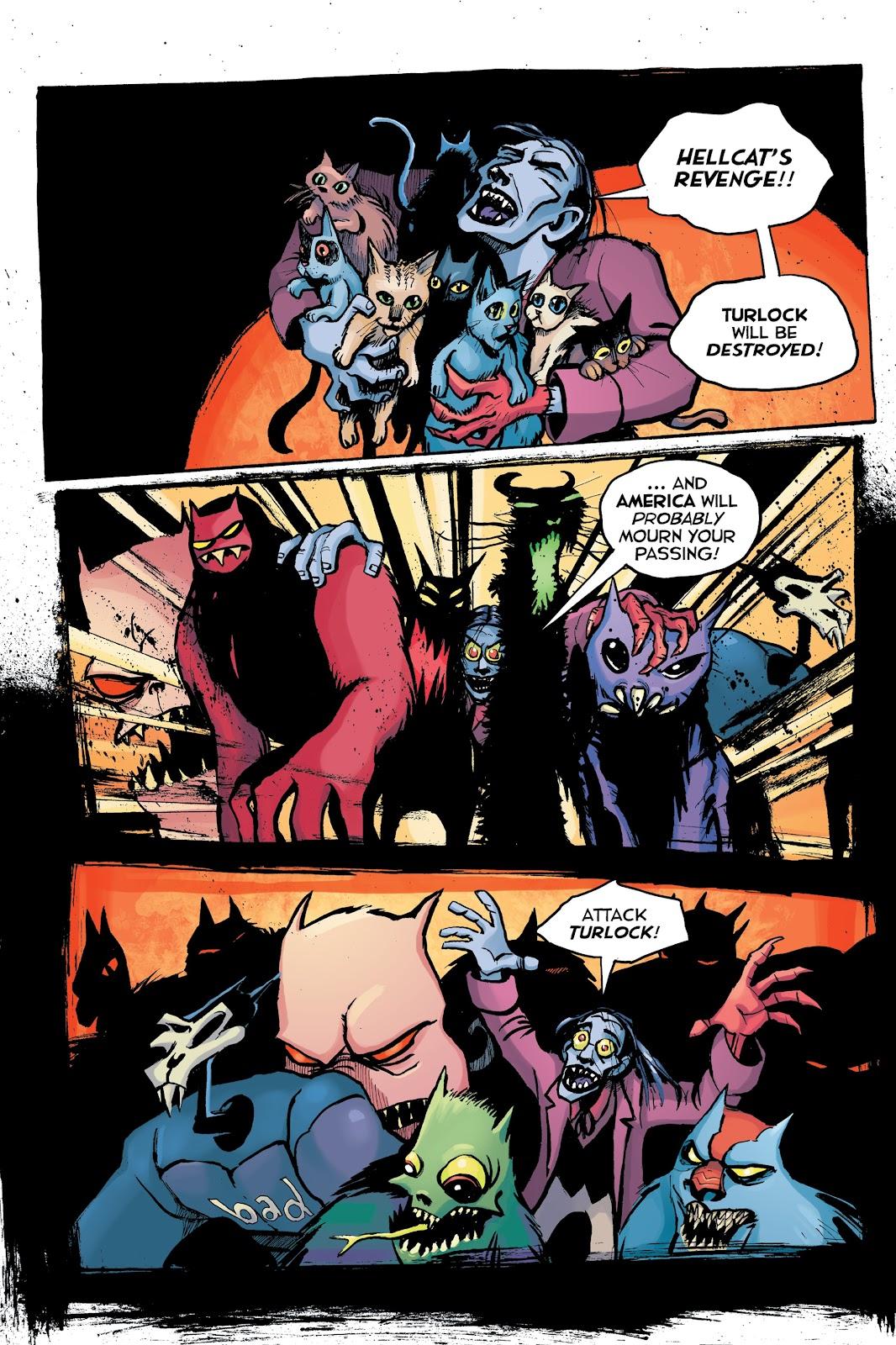 Read online Creature Tech (2019) comic -  Issue # TPB (Part 2) - 30