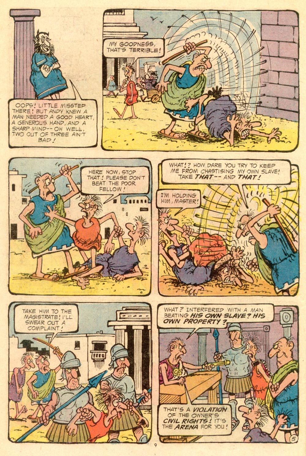 Read online Plop! comic -  Issue #10 - 10