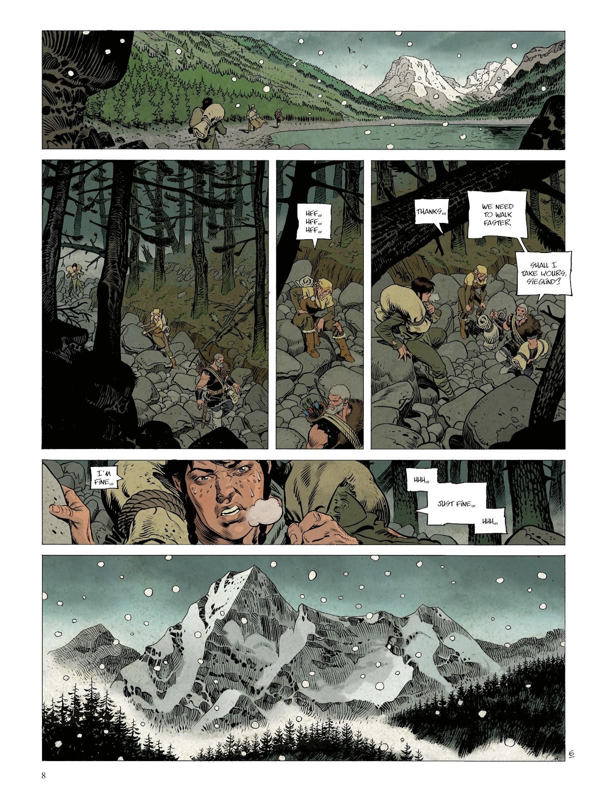 Read online Asgard comic -  Issue #2 - 10
