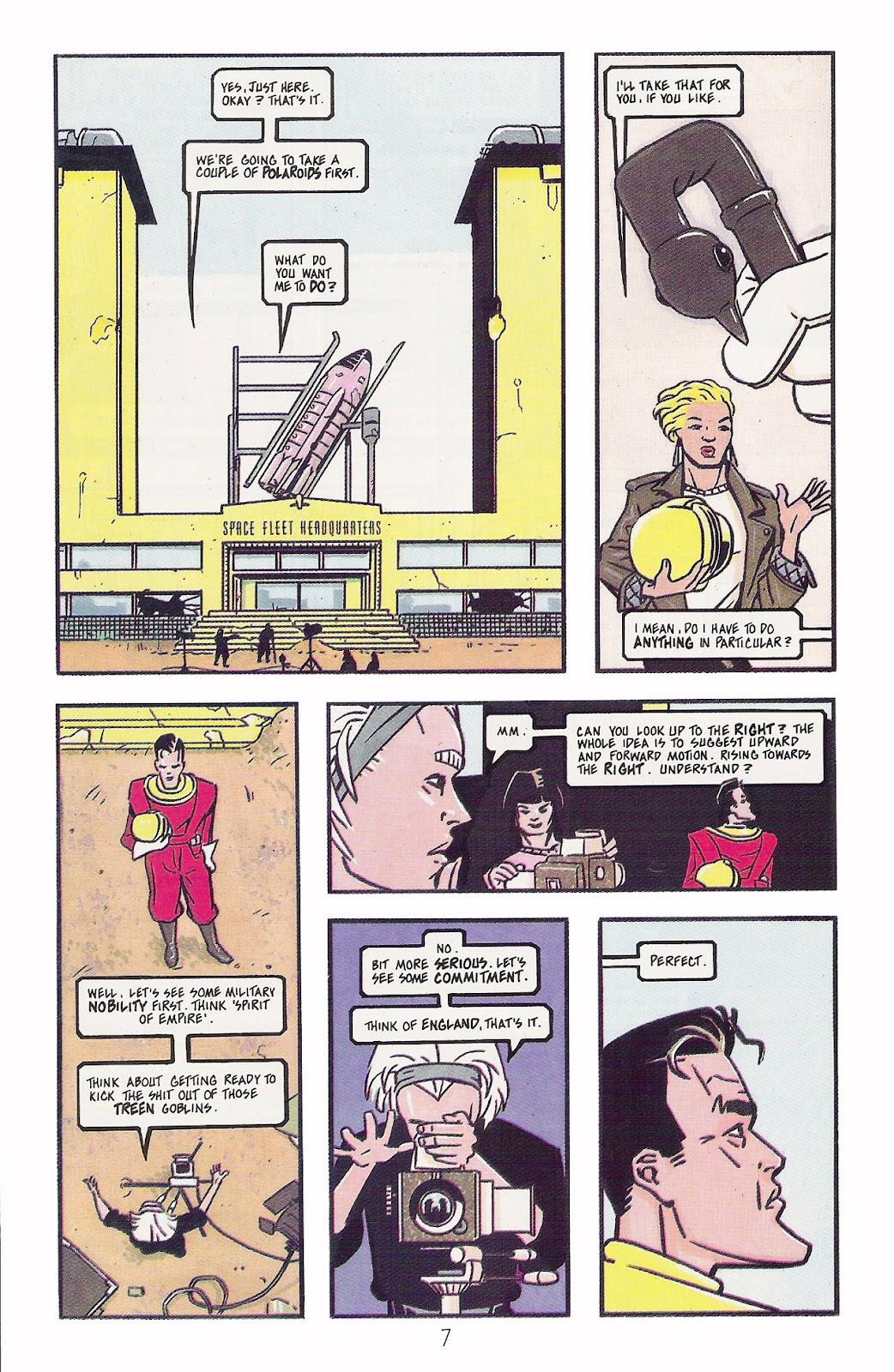 Read online Dare comic -  Issue #2 - 8