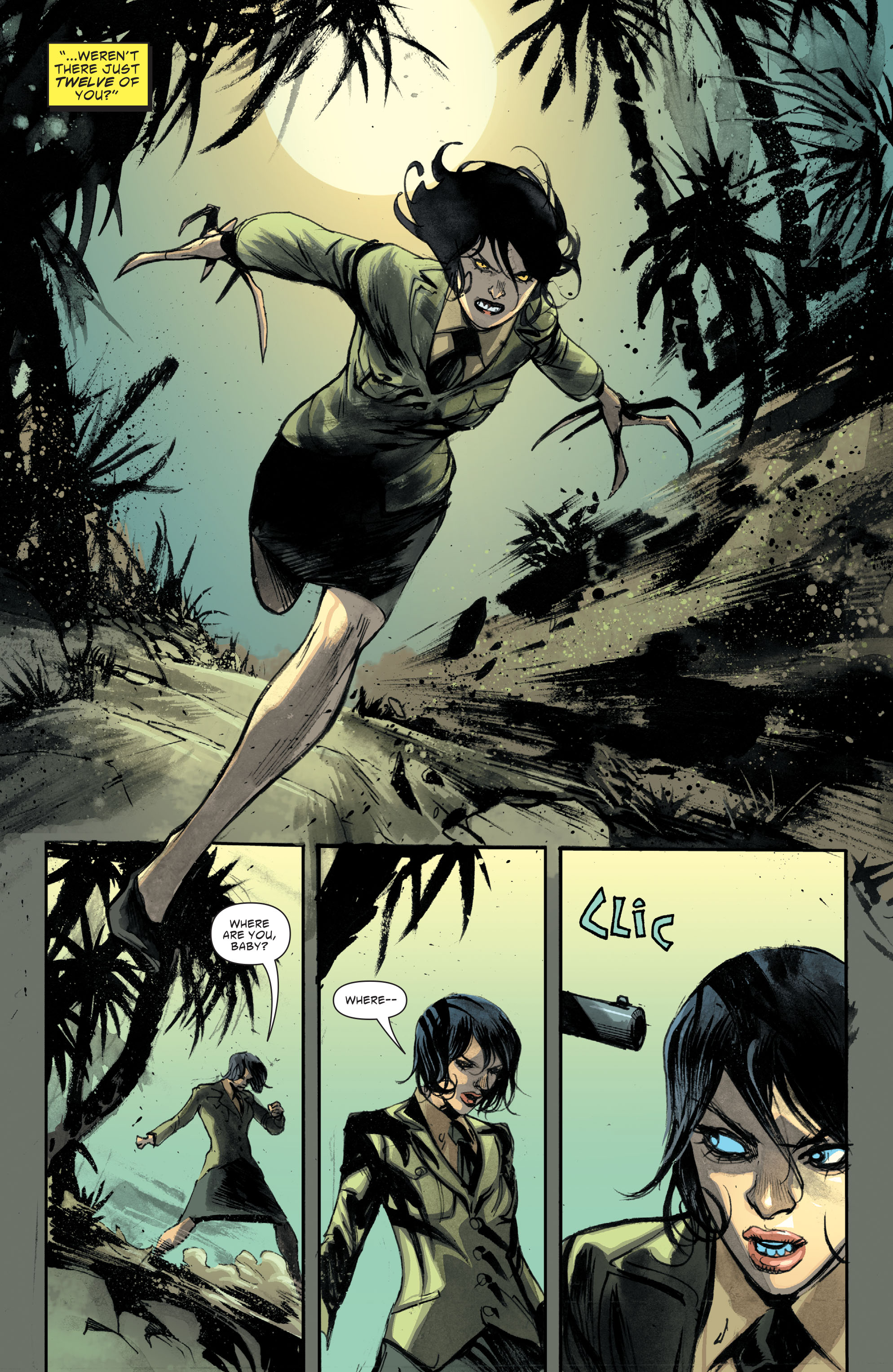 Read online American Vampire comic -  Issue #16 - 10