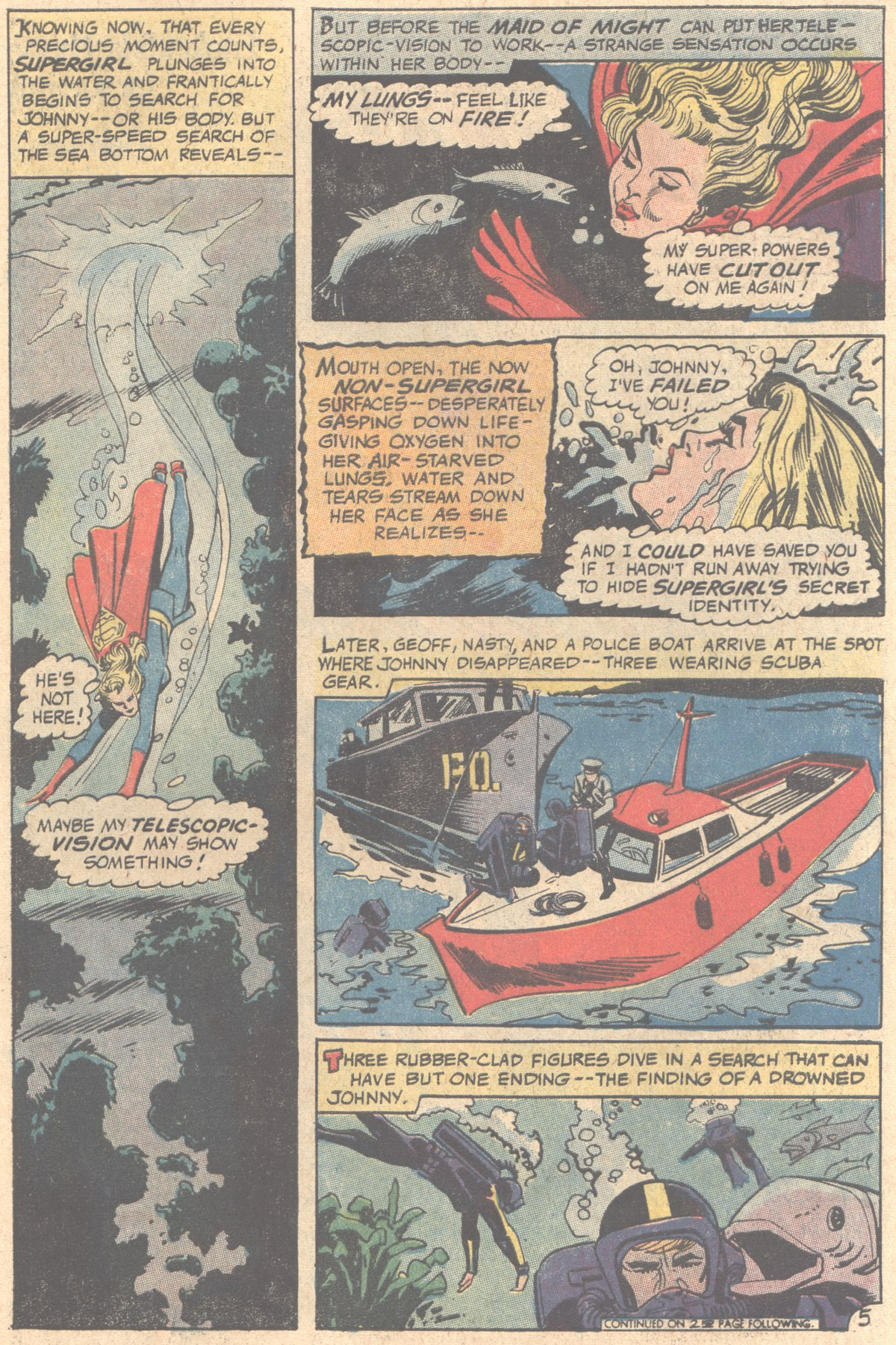 Read online Adventure Comics (1938) comic -  Issue #408 - 27