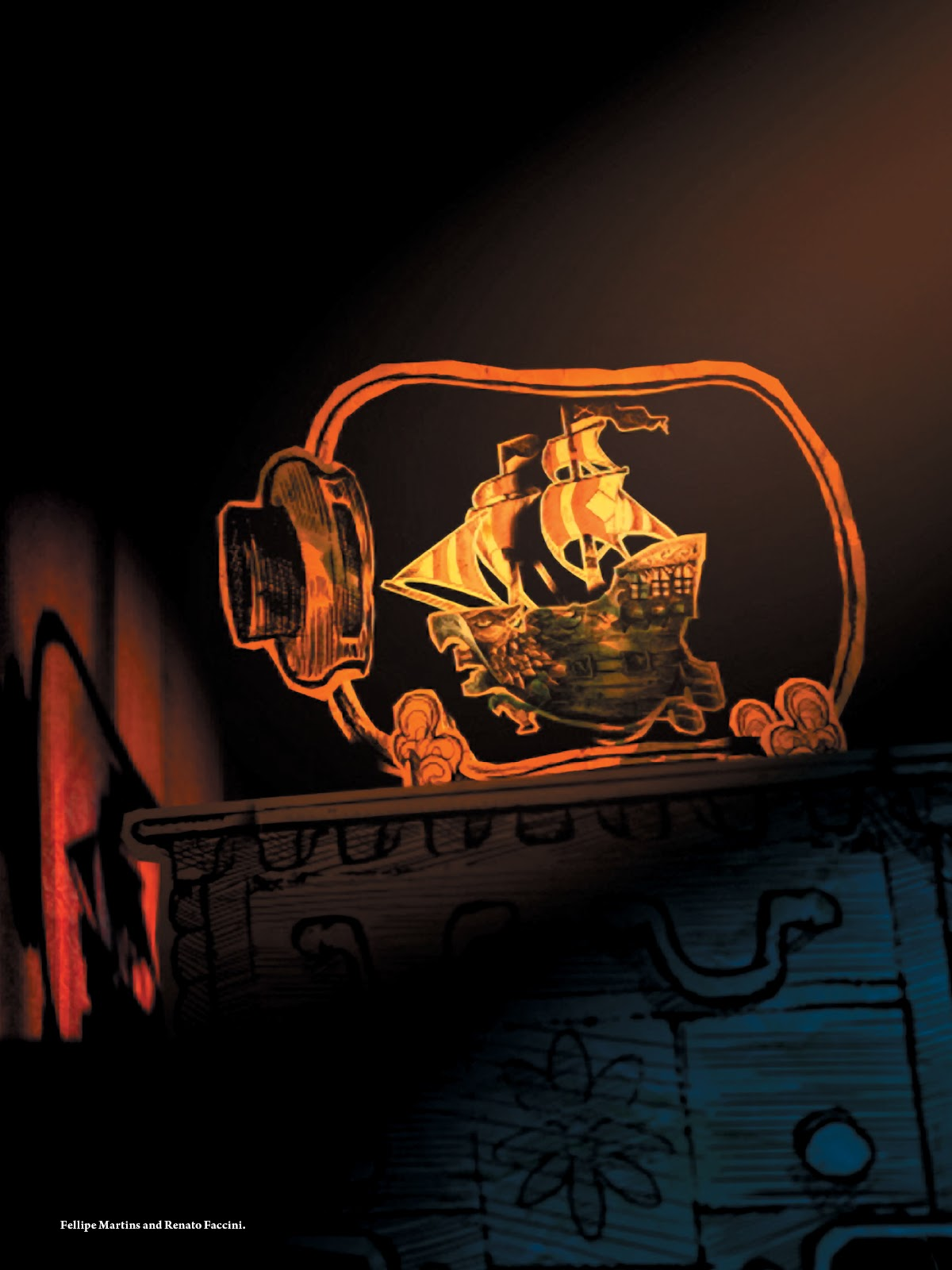 Read online The Art of Alice: Madness Returns comic -  Issue # TPB (Part 2) - 56