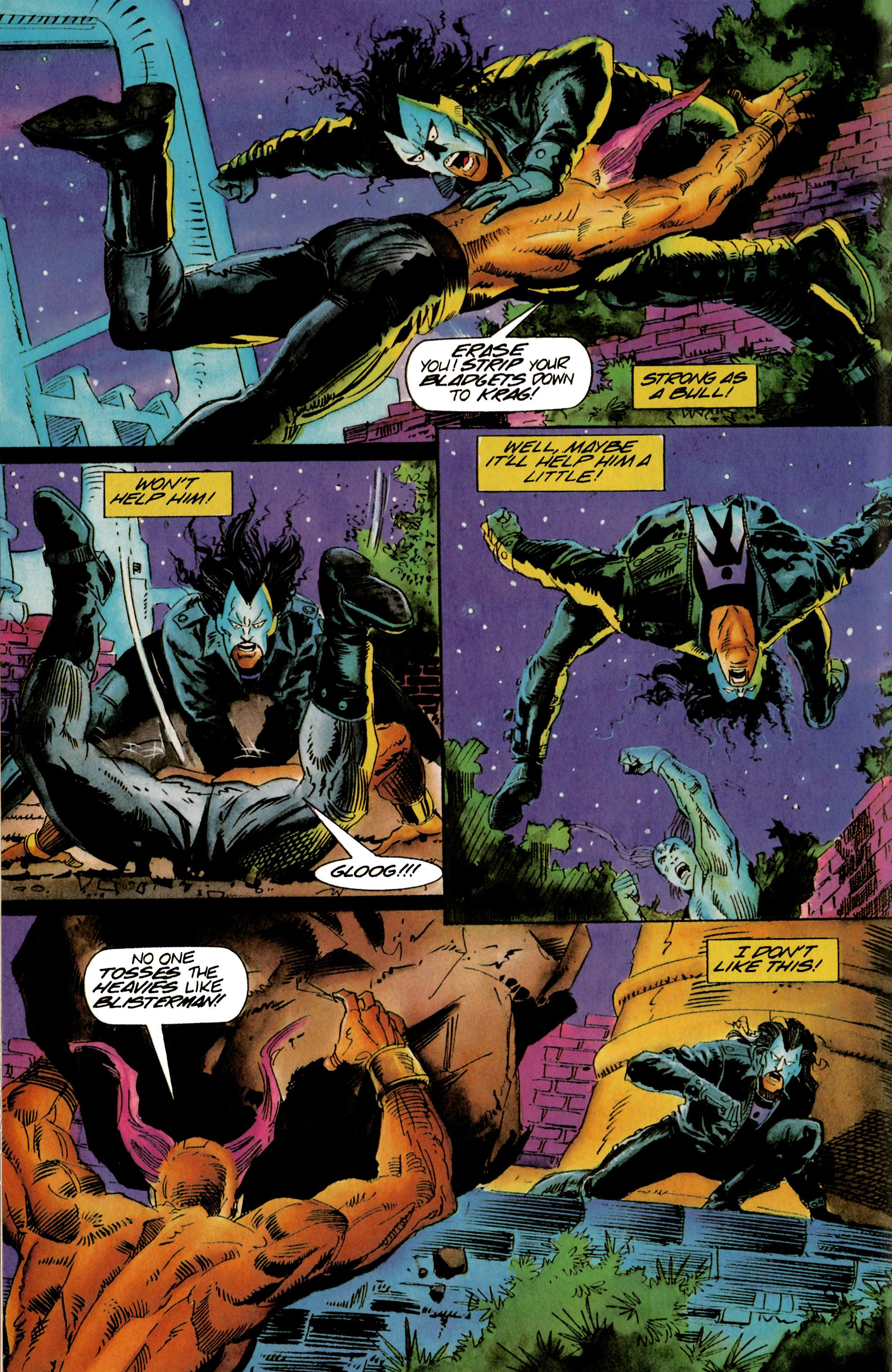 Read online Shadowman (1992) comic -  Issue #22 - 9