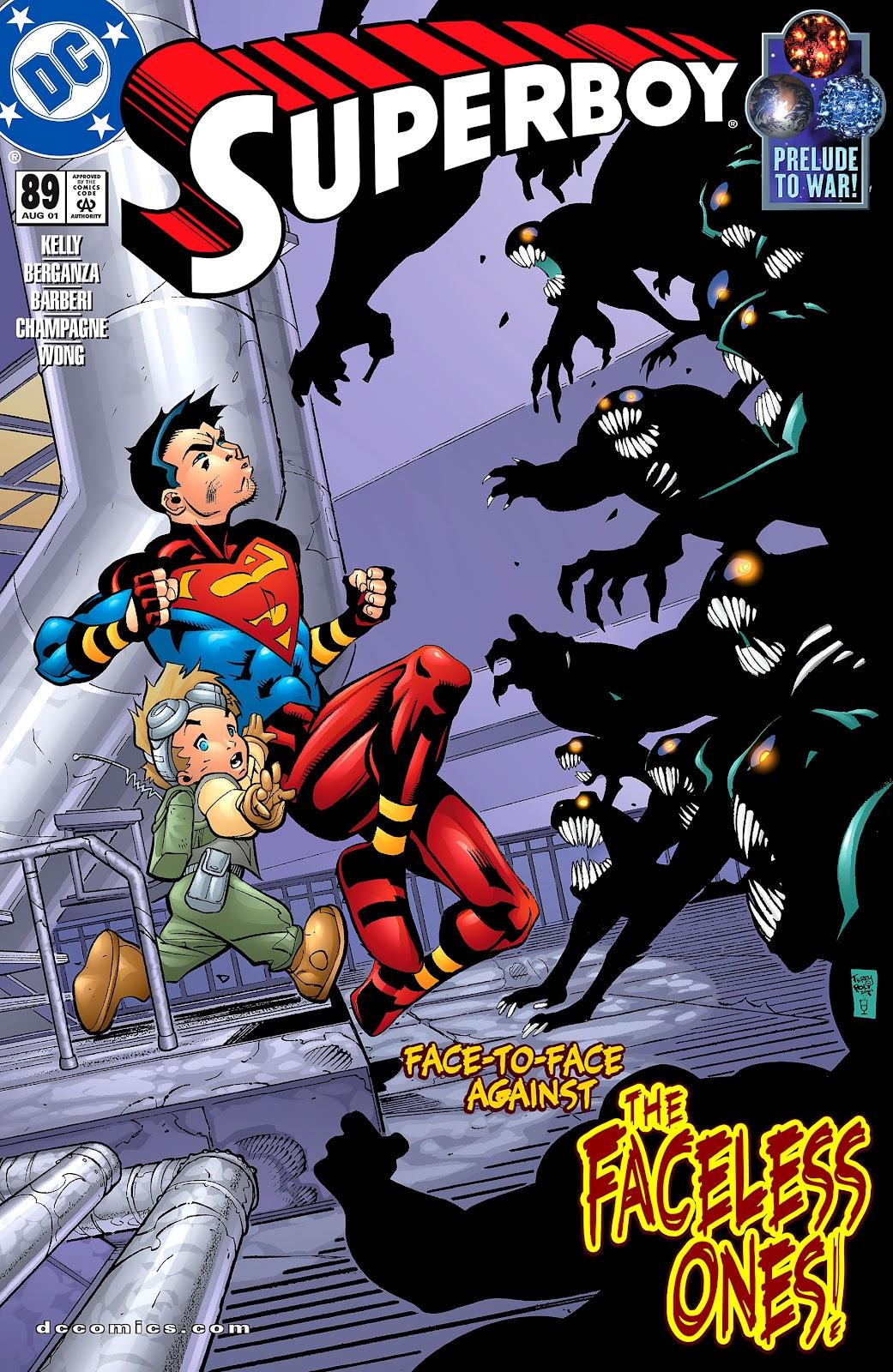 Superboy (1994) 89 Page 1