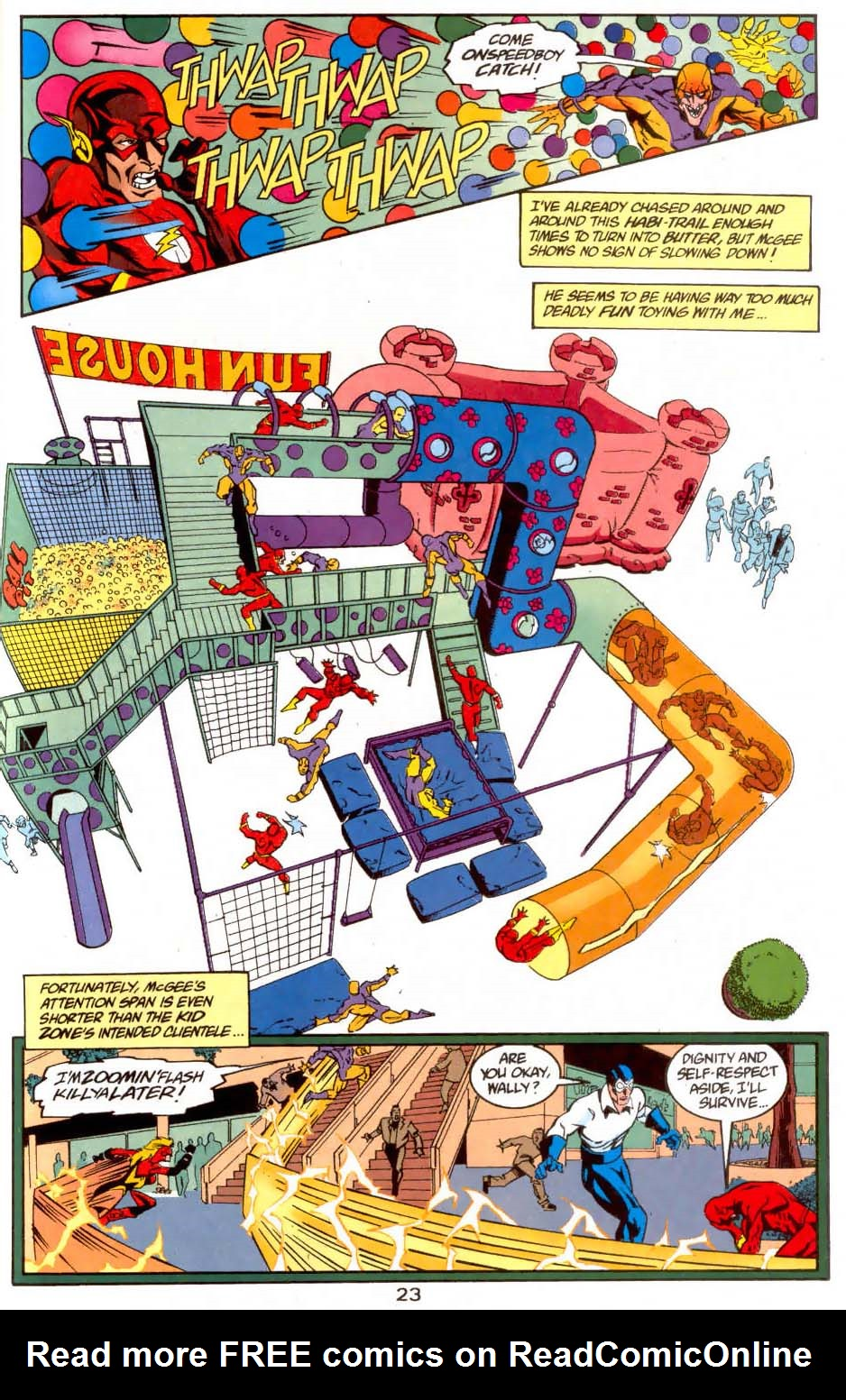 Read online The Flash (1987) comic -  Issue # _Annual 11 - 24