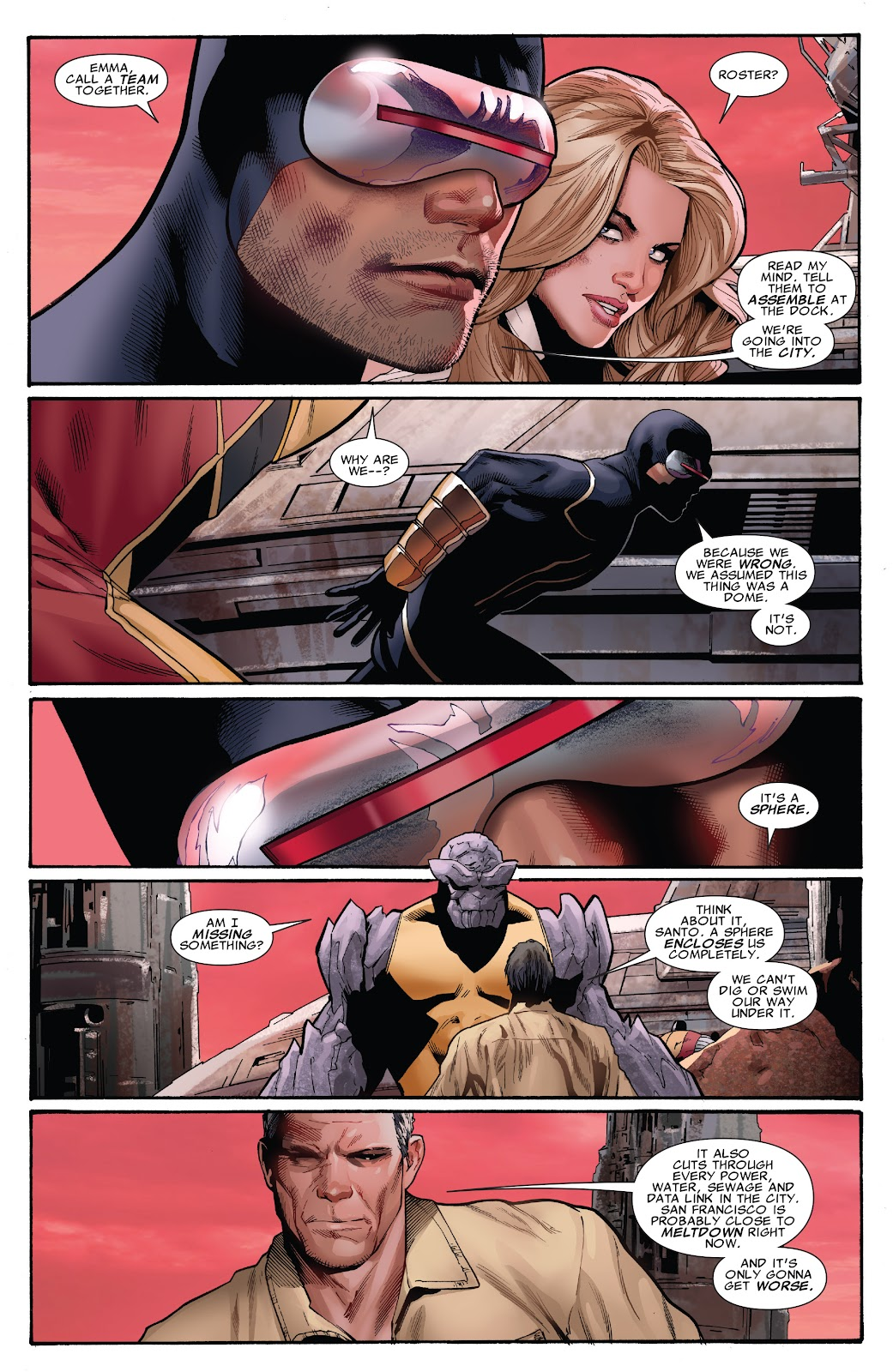Read online X-Men: Second Coming comic -  Issue # _TPB (Part 2) - 93