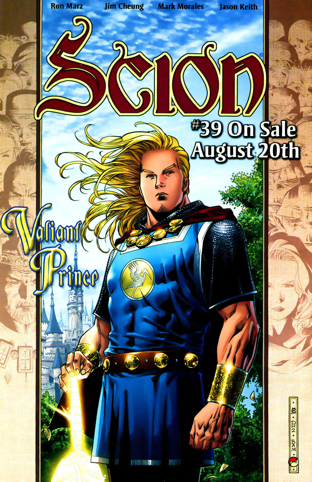 Read online Scion comic -  Issue #38 - 26
