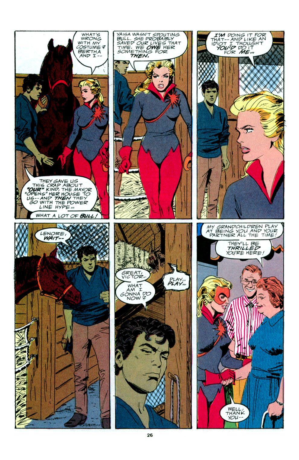Read online Powerline comic -  Issue #5 - 28