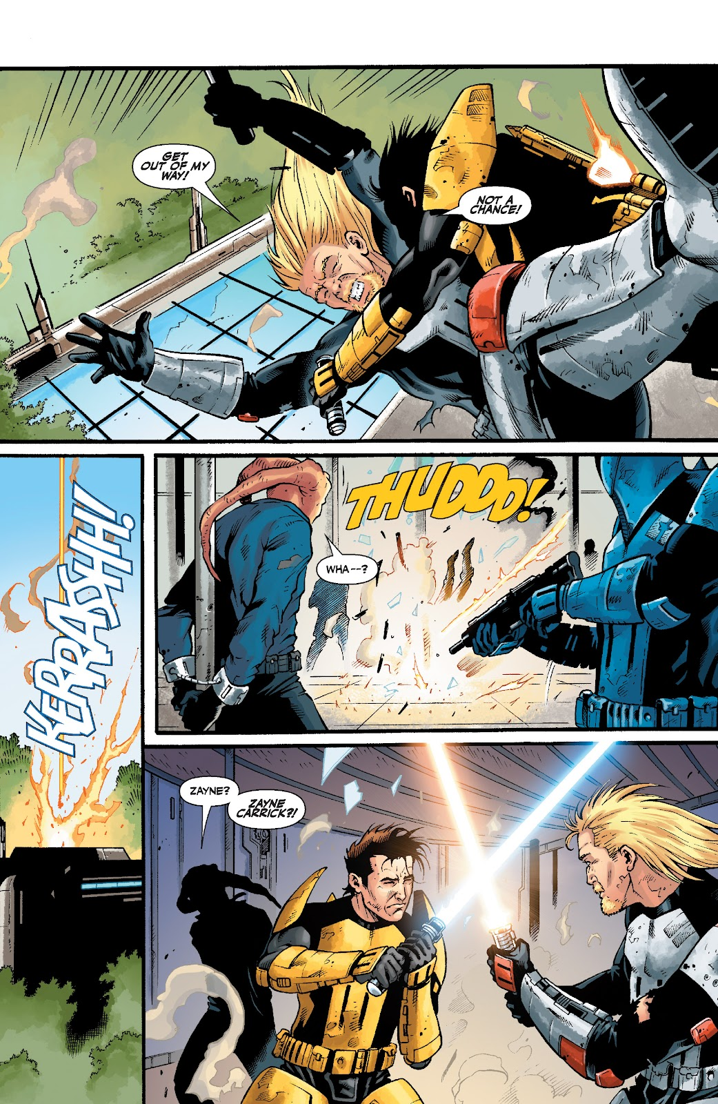 Read online Star Wars Legends: The Old Republic - Epic Collection comic -  Issue # TPB 3 (Part 5) - 9