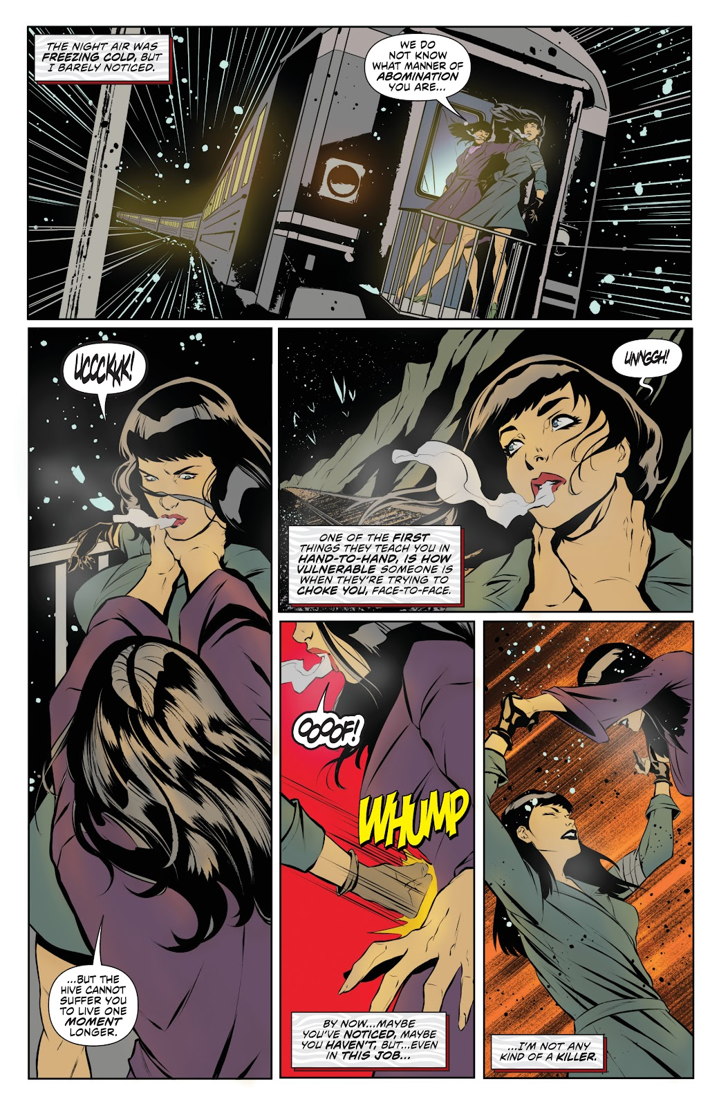 Read online Bettie Page: Unbound comic -  Issue #8 - 23