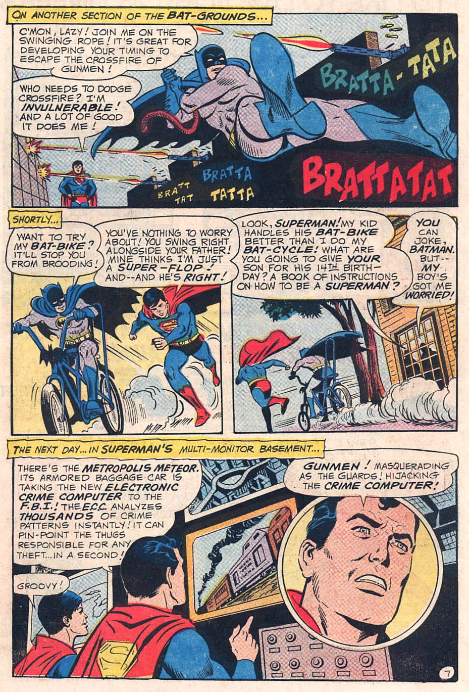 Read online Action Comics (1938) comic -  Issue #391 - 10