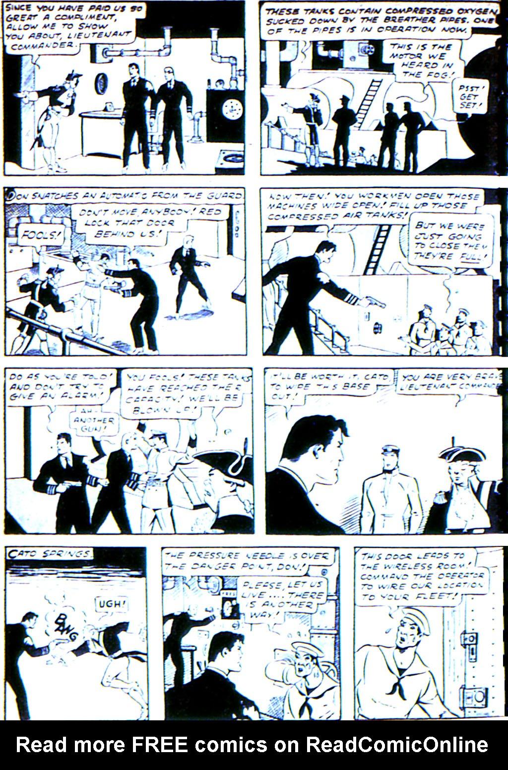 Read online Adventure Comics (1938) comic -  Issue #42 - 48