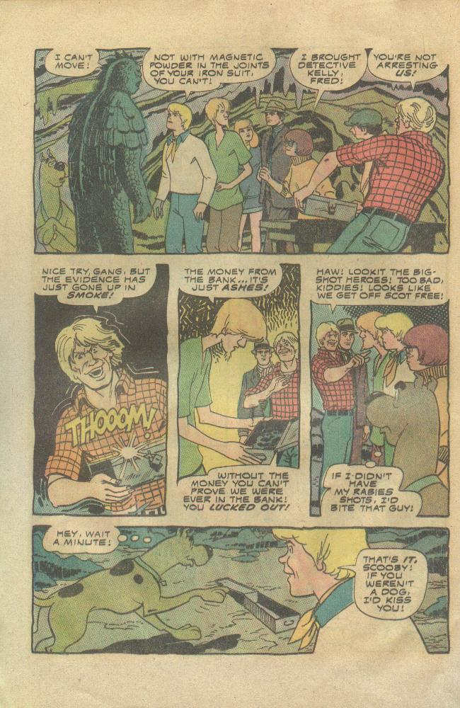 Read online Scooby-Doo... Mystery Comics comic -  Issue #27 - 13