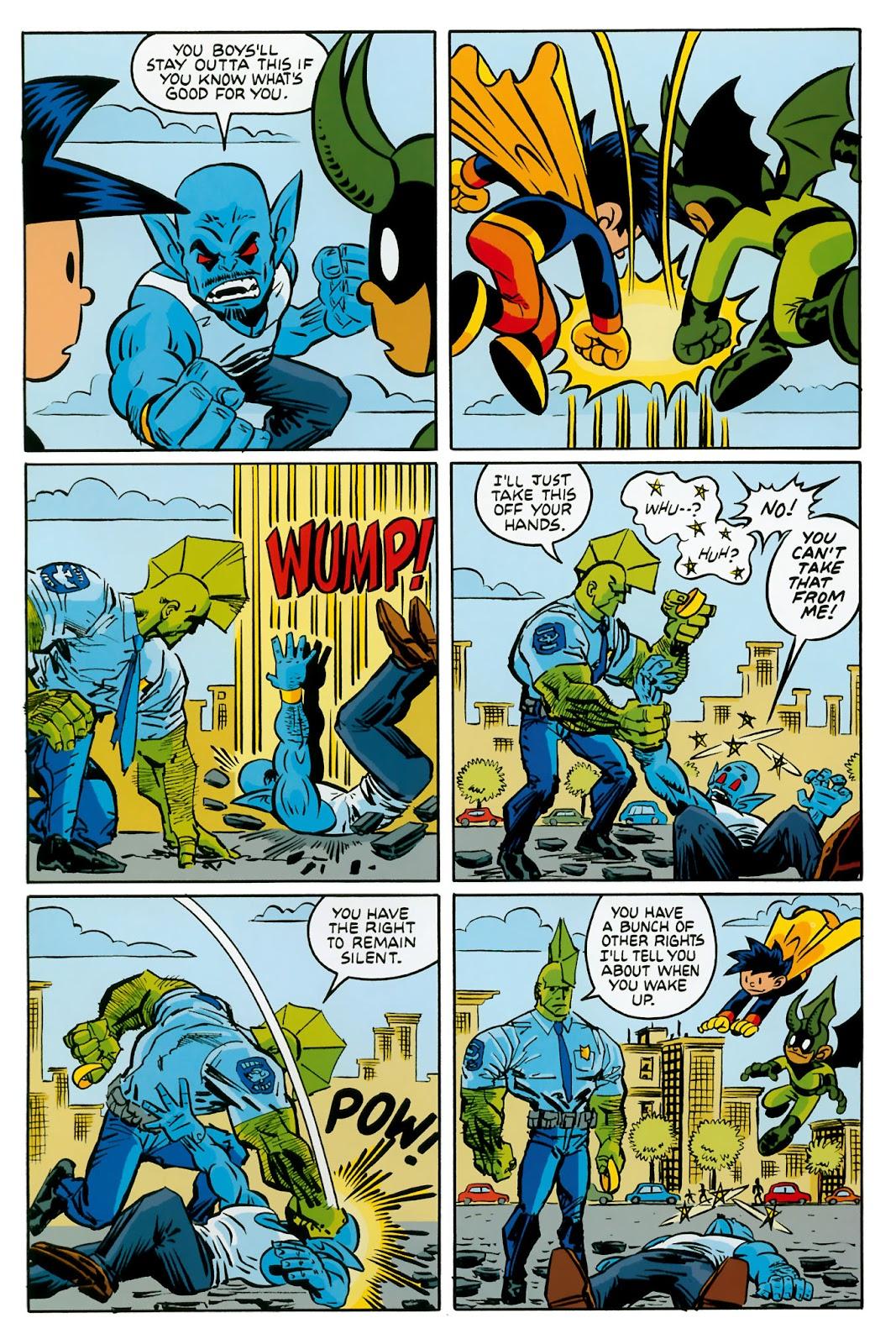 The Savage Dragon (1993) Issue #150 #153 - English 47