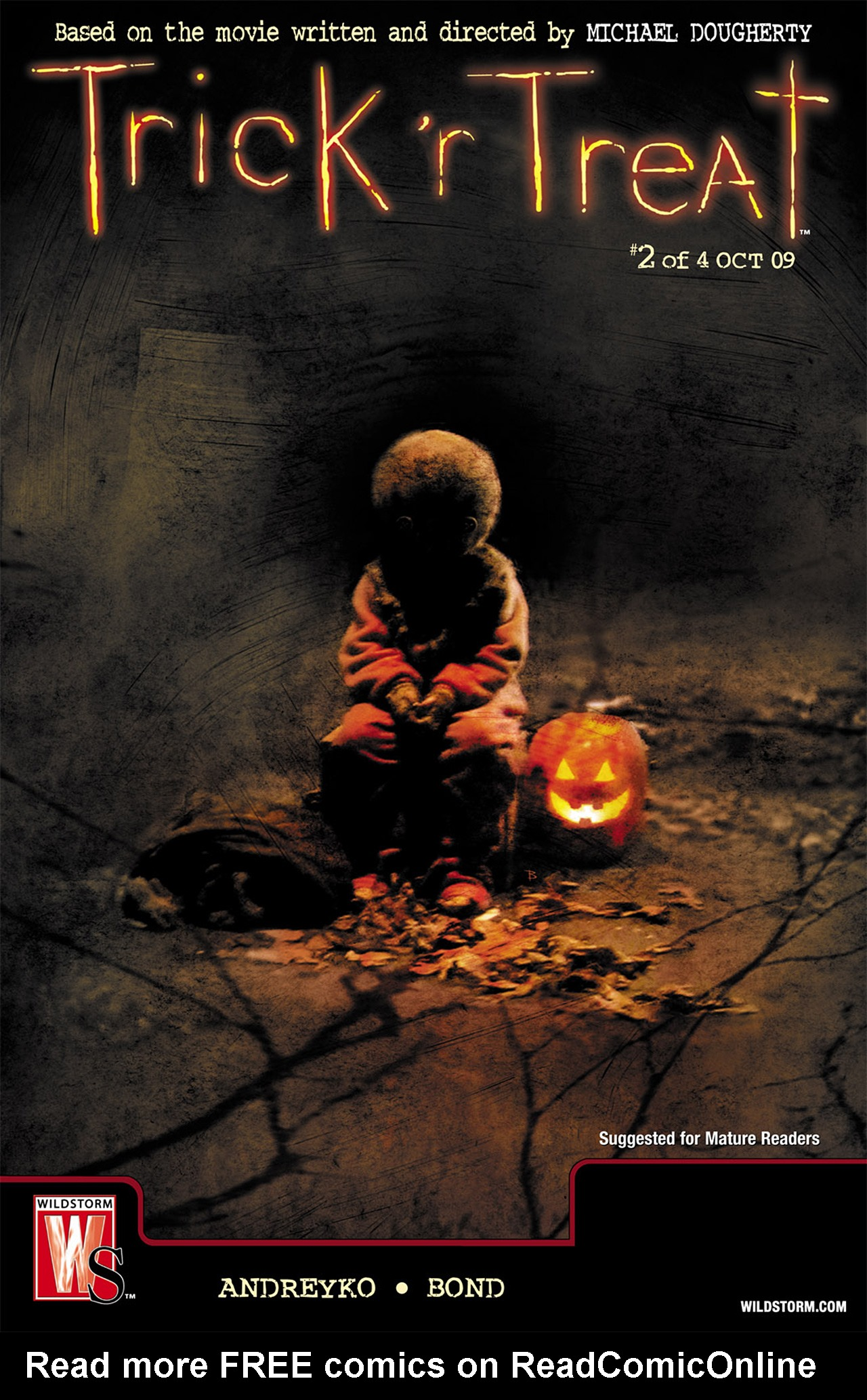 Read online Trick 'r Treat comic -  Issue #2 - 1