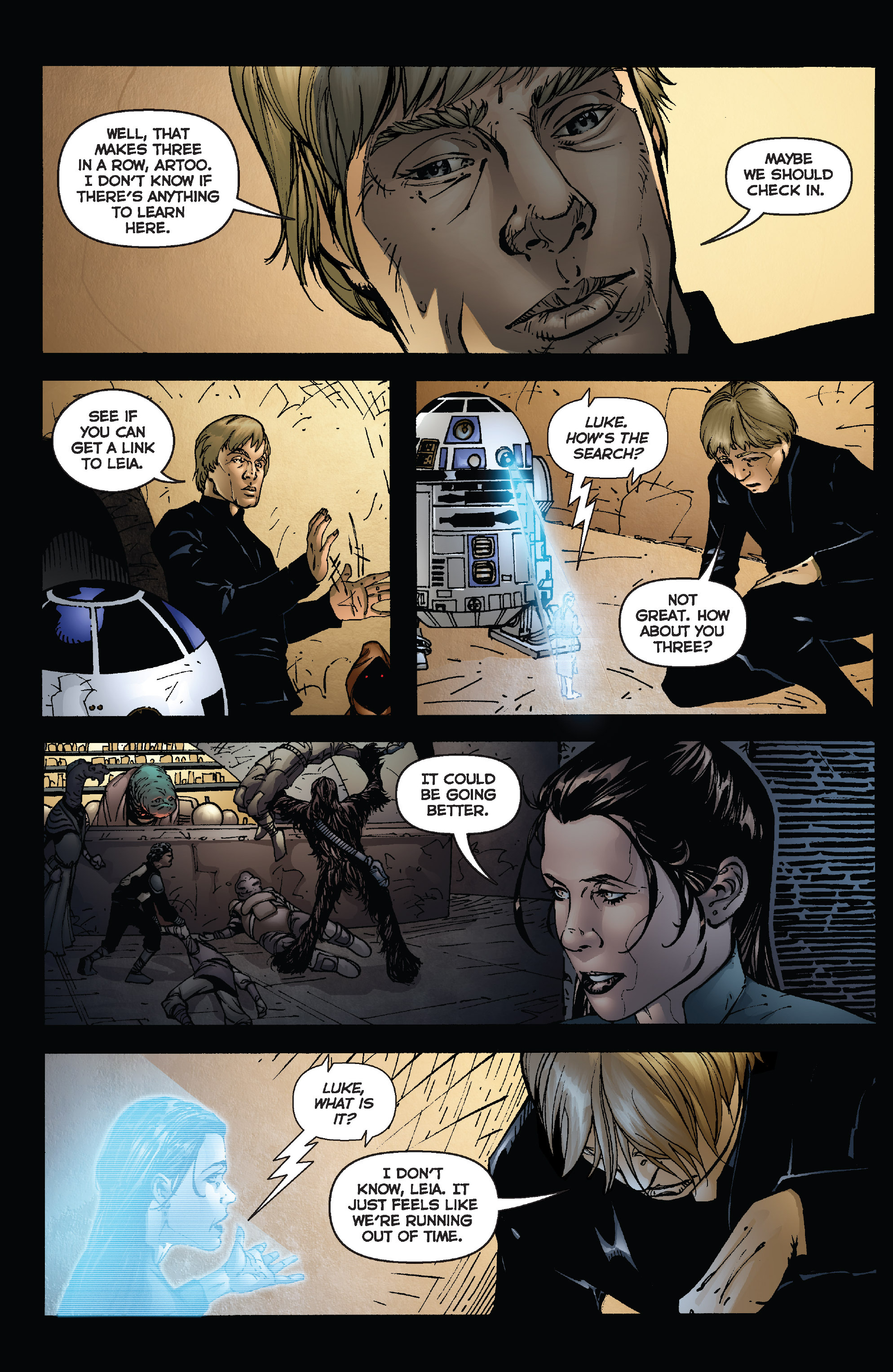 Read online Star Wars Omnibus comic -  Issue # Vol. 27 - 204