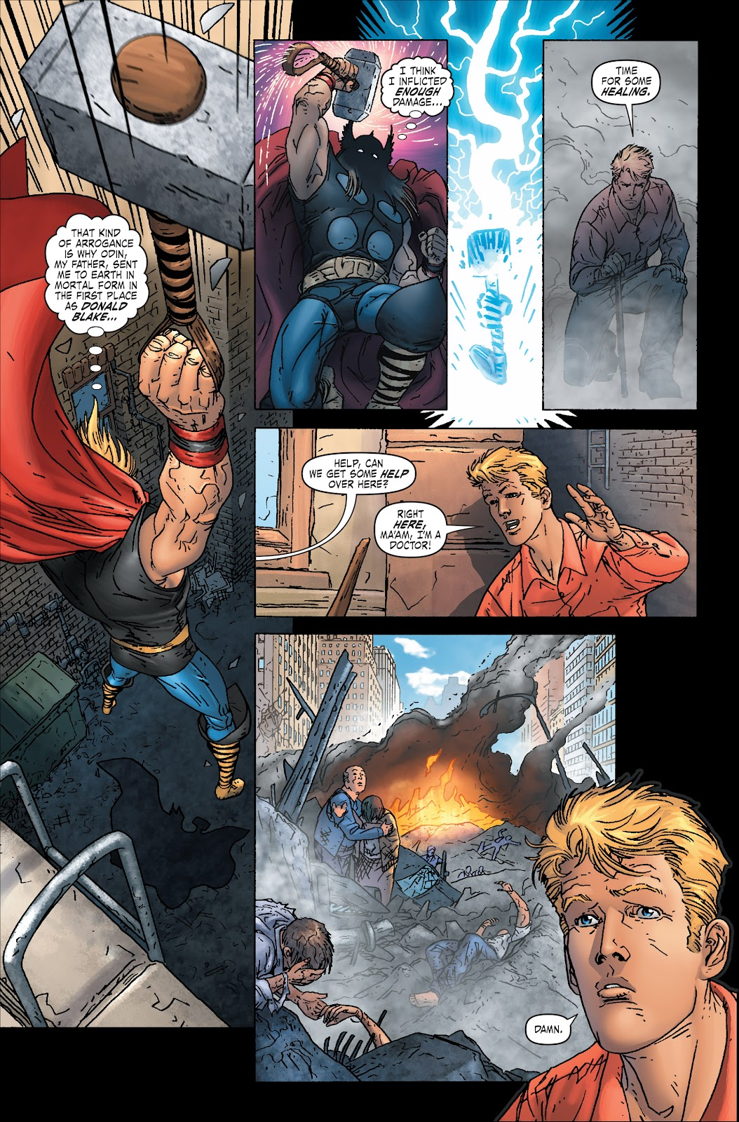 Read online Thor: Ragnaroks comic -  Issue # TPB (Part 1) - 12