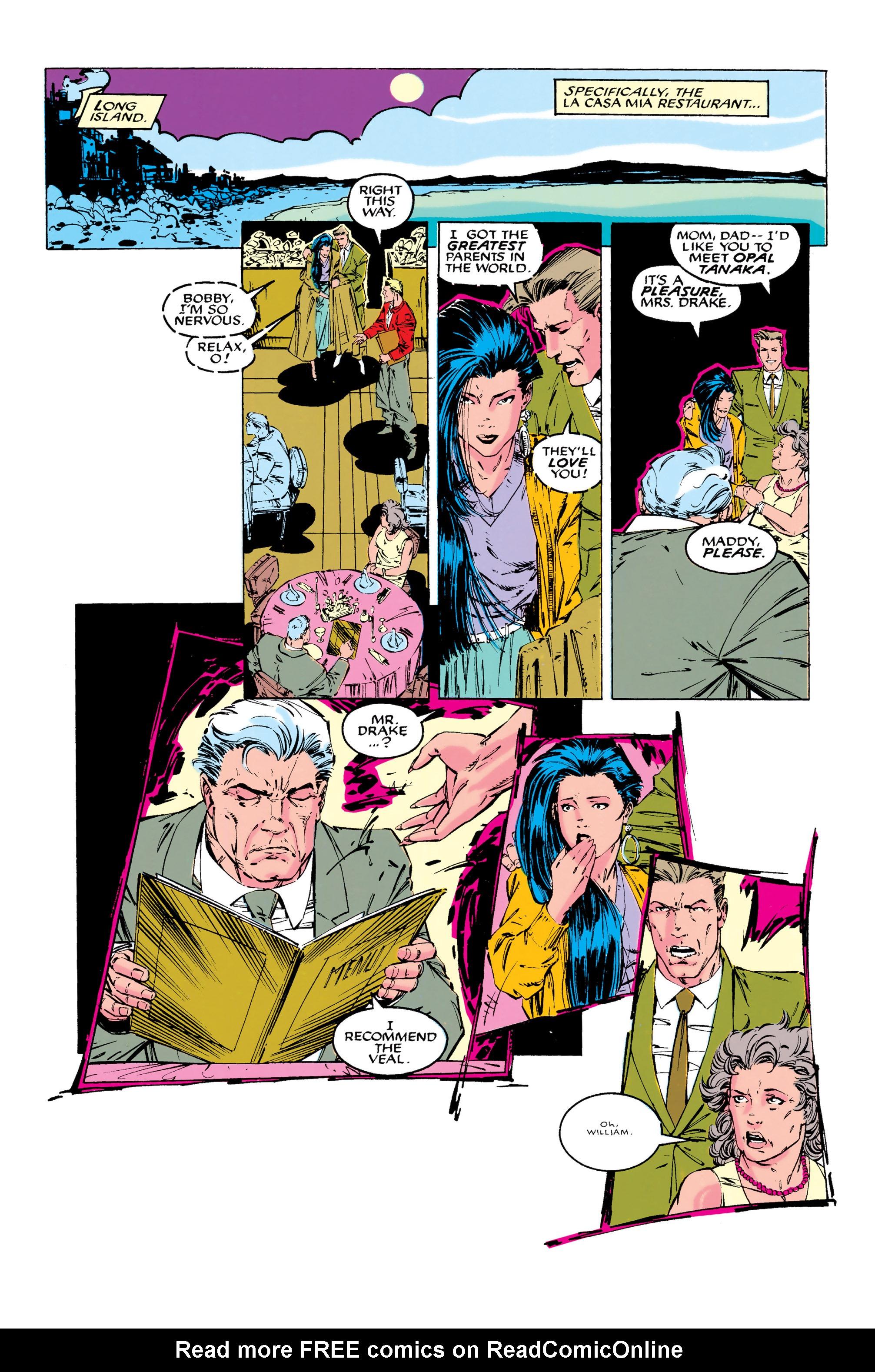 Read online Uncanny X-Men (1963) comic -  Issue #289 - 19