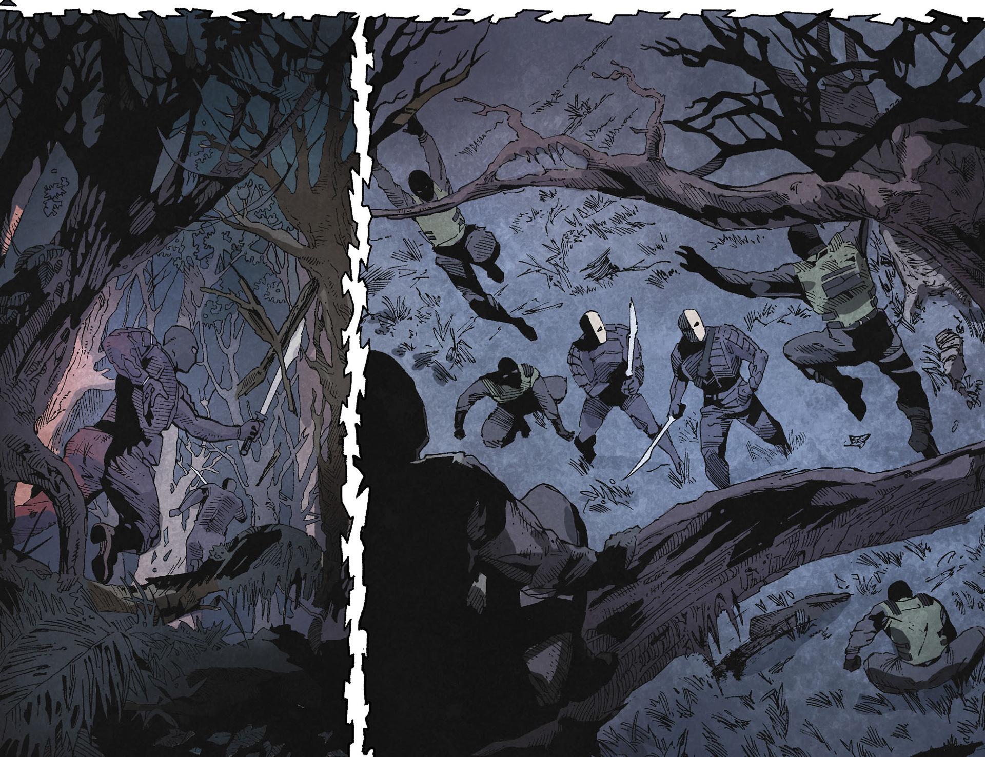 Read online Arrow [II] comic -  Issue #19 - 8