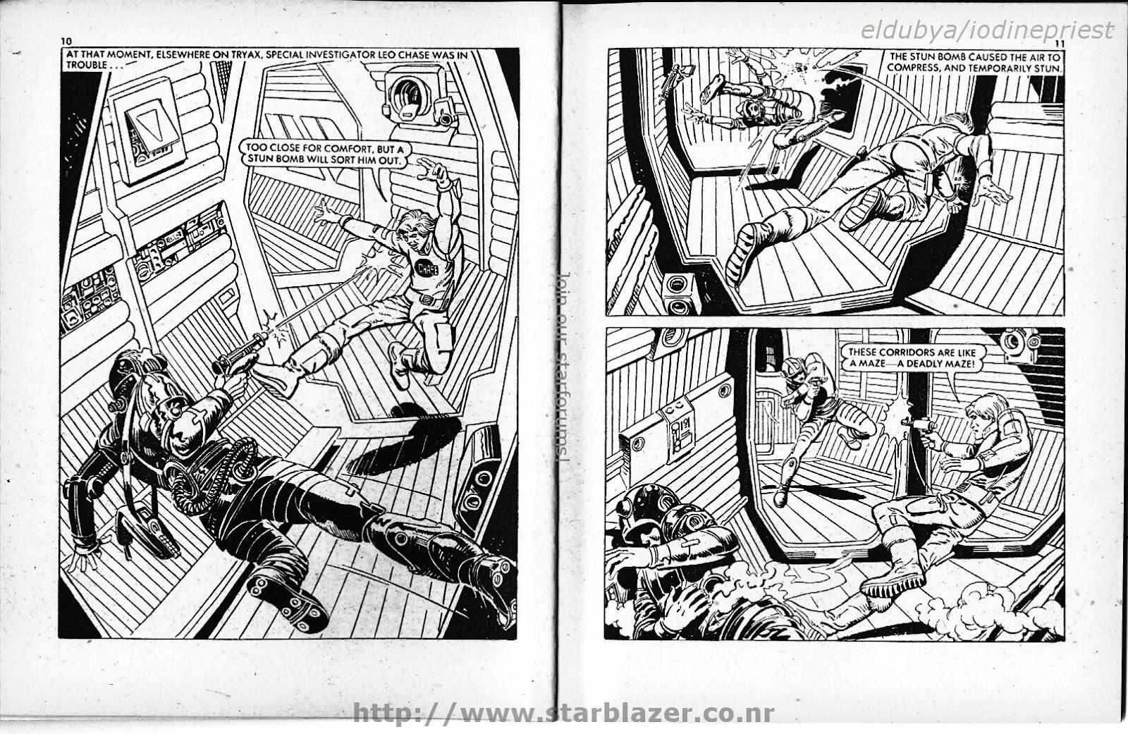 Starblazer issue 73 - Page 7
