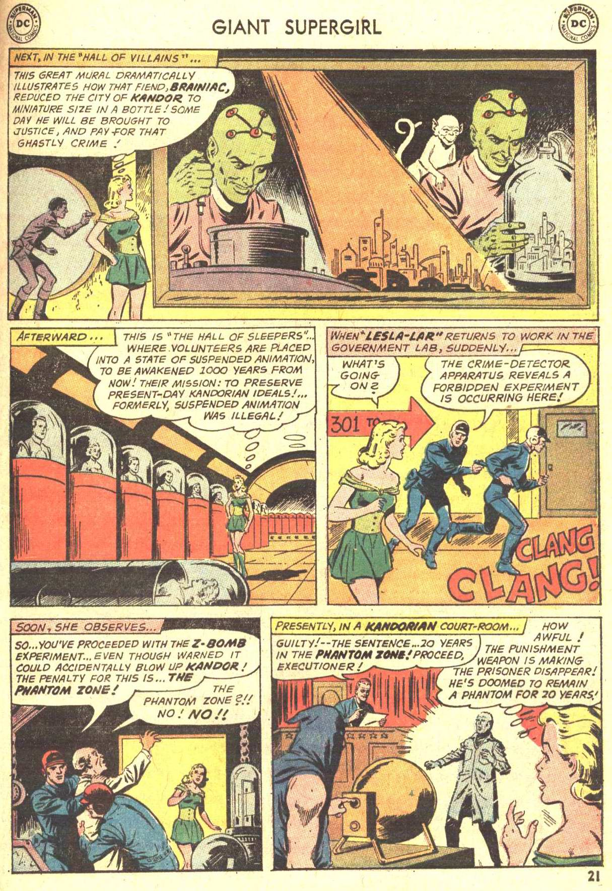 Read online Action Comics (1938) comic -  Issue #360 - 21