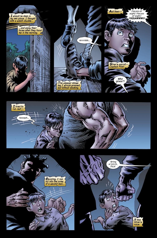 Read online Treasure Island comic -  Issue #5 - 6