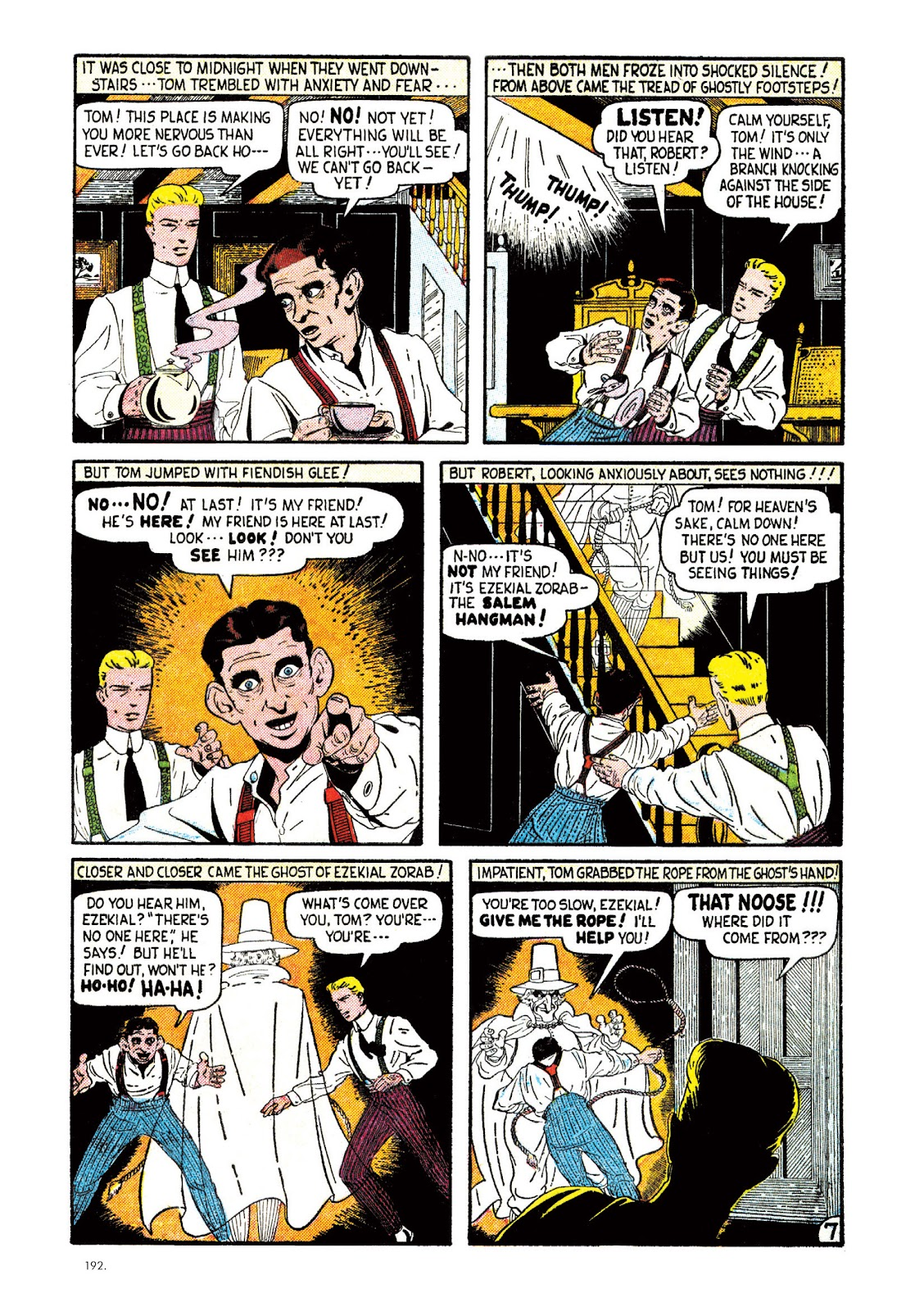 Read online The Bill Everett Archives comic -  Issue # TPB 2 (Part 2) - 90