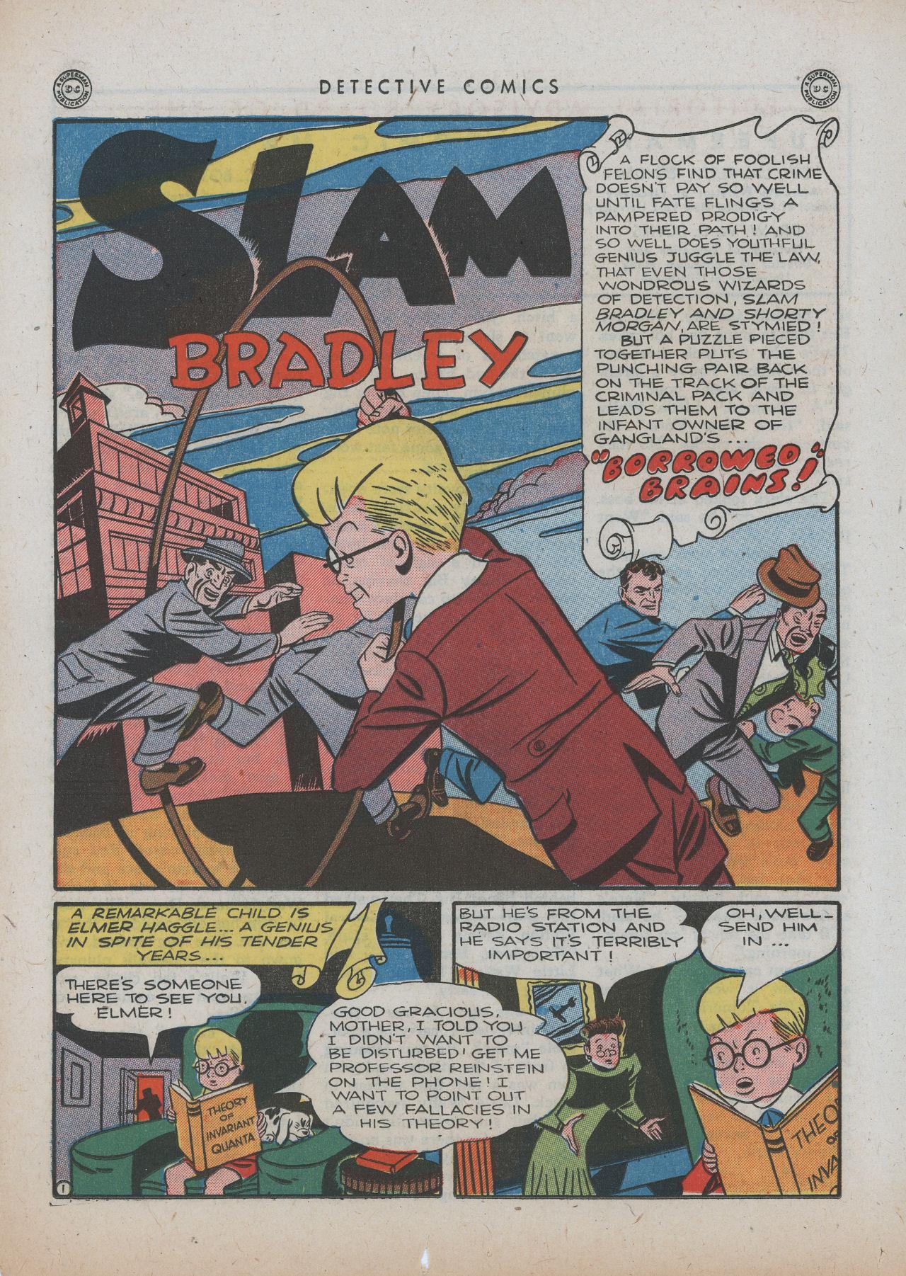 Read online Detective Comics (1937) comic -  Issue #89 - 38