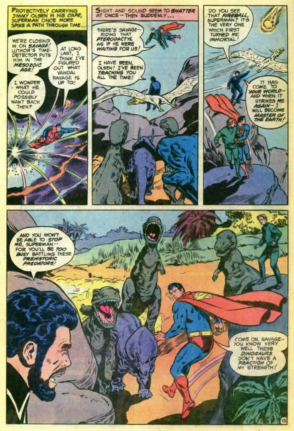 Read online Action Comics (1938) comic -  Issue #516 - 17