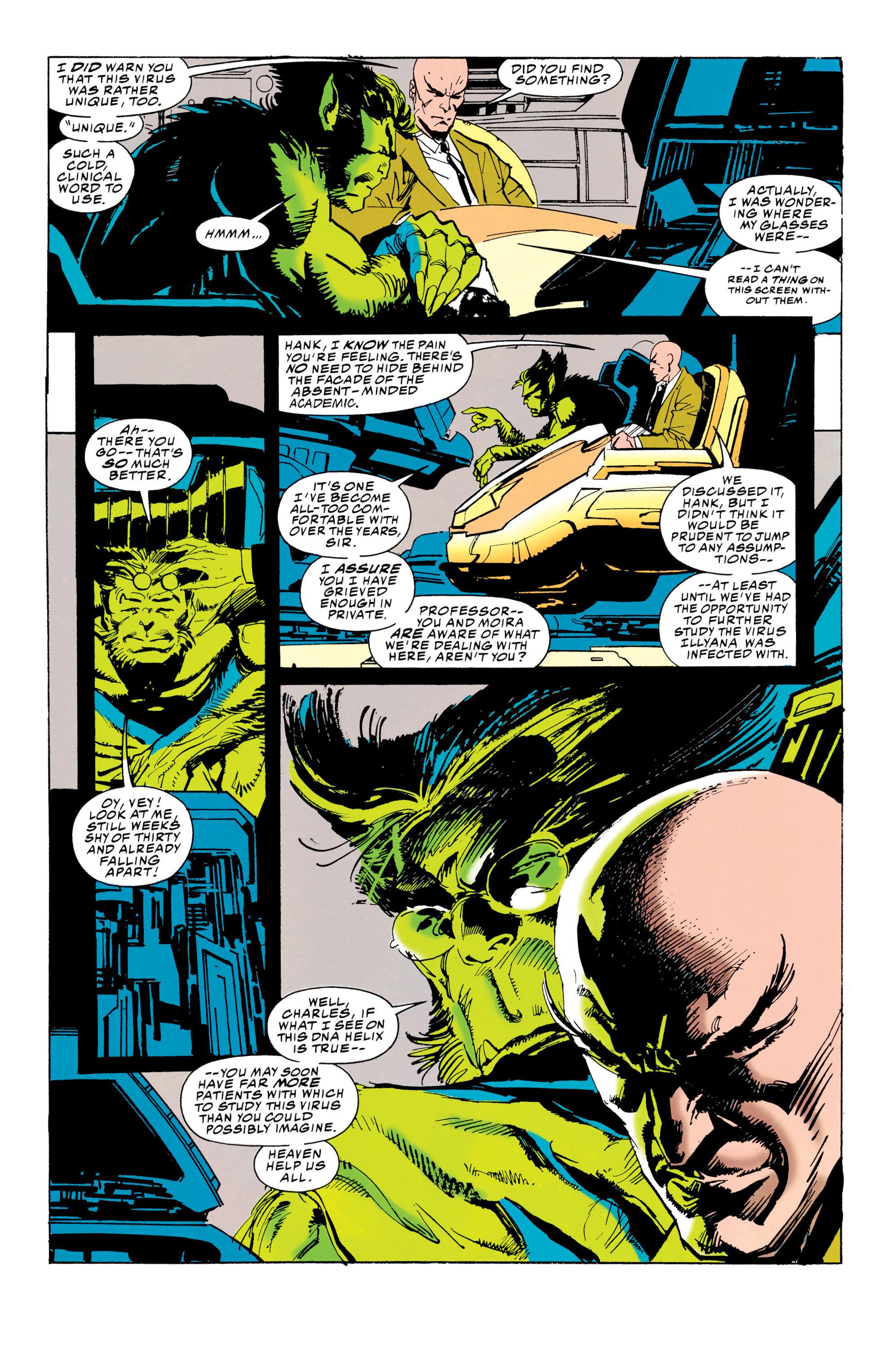 X-Men (1991) 24 Page 7