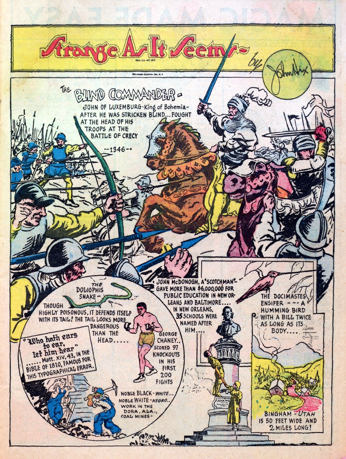 Read online Famous Funnies comic -  Issue #7 - 11