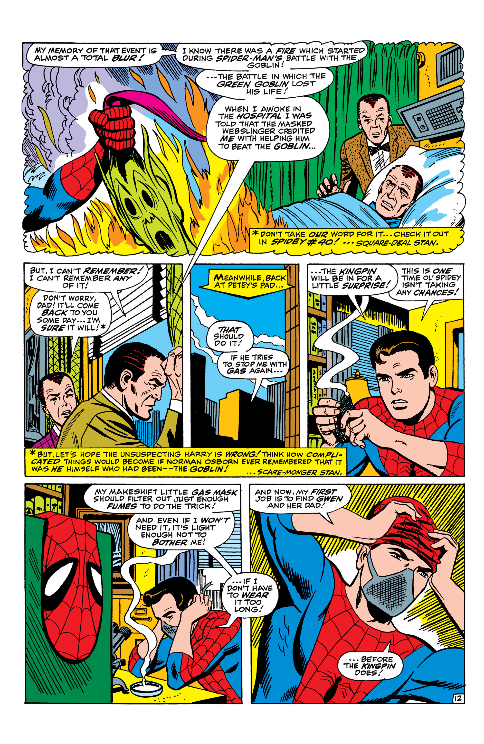 The Amazing Spider-Man (1963) 61 Page 12