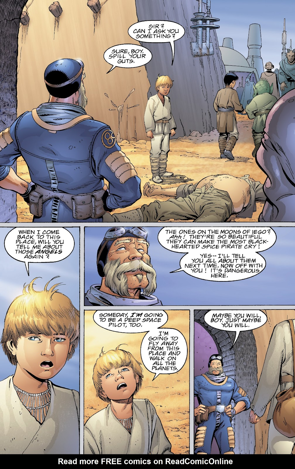 Read online Star Wars Legends: Rise of the Sith - Epic Collection comic -  Issue # TPB 2 (Part 4) - 58