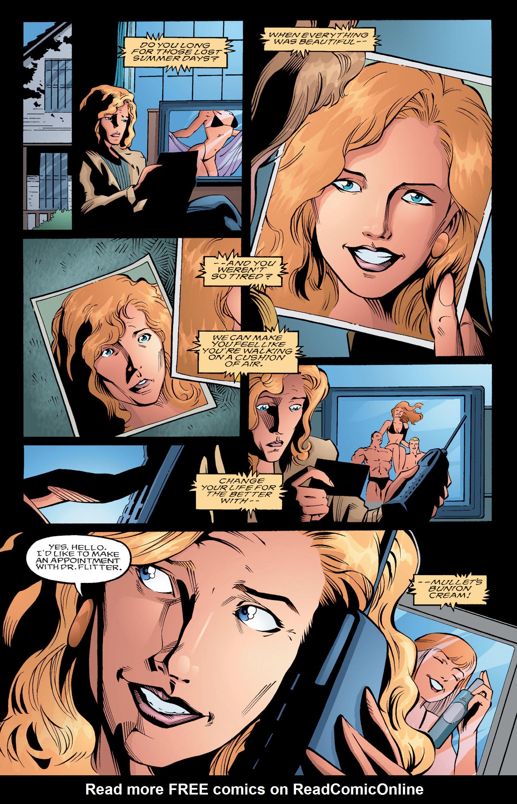 Read online Buffy the Vampire Slayer: Omnibus comic -  Issue # TPB 4 - 21
