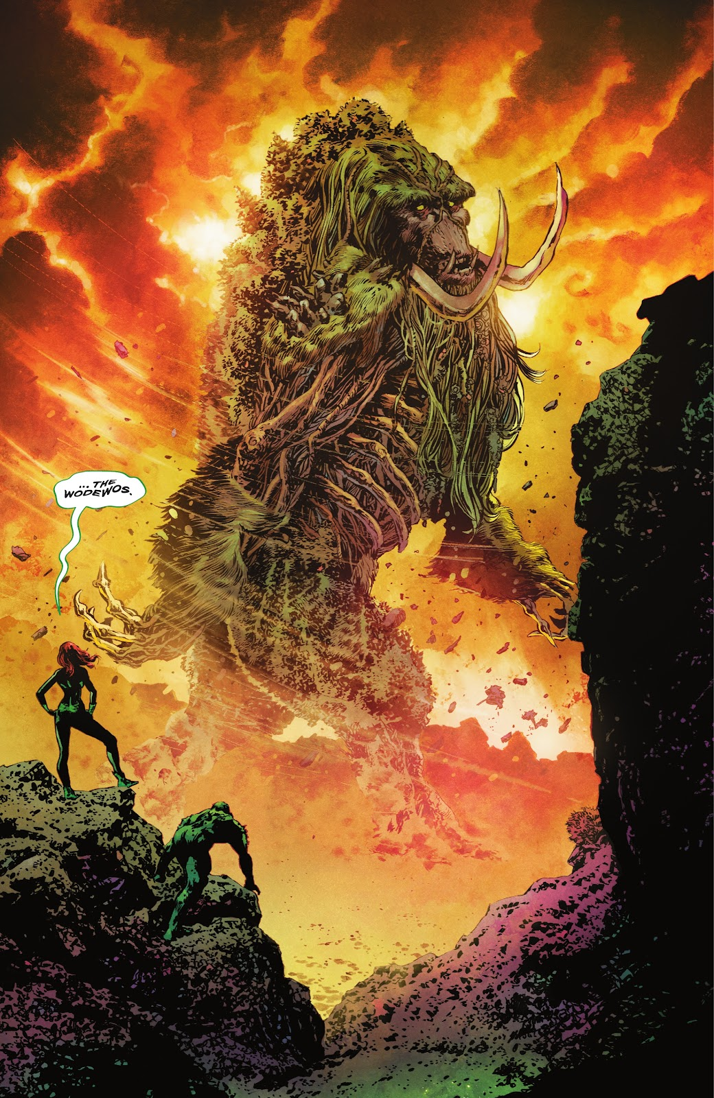 The Swamp Thing issue 3 - Page 10