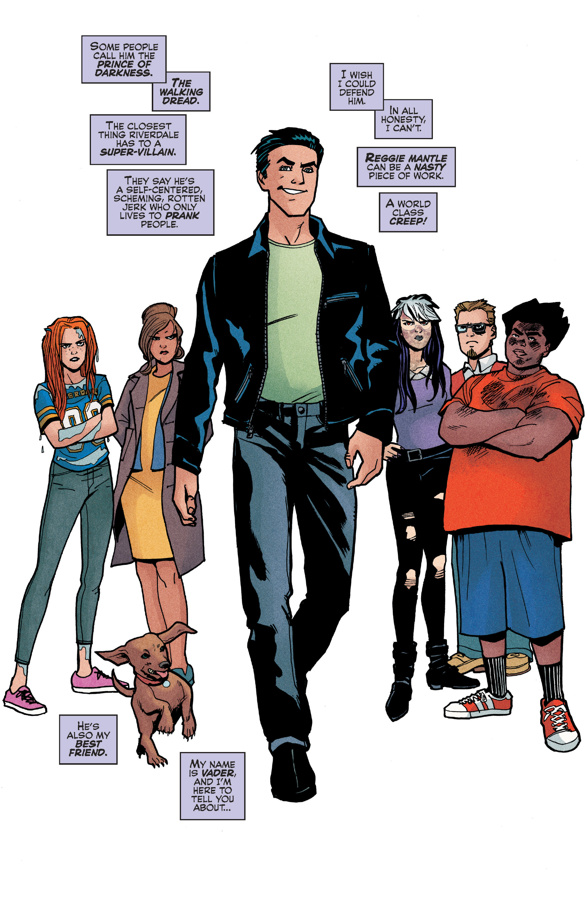 Read online Archie (2015) comic -  Issue #15 - 25