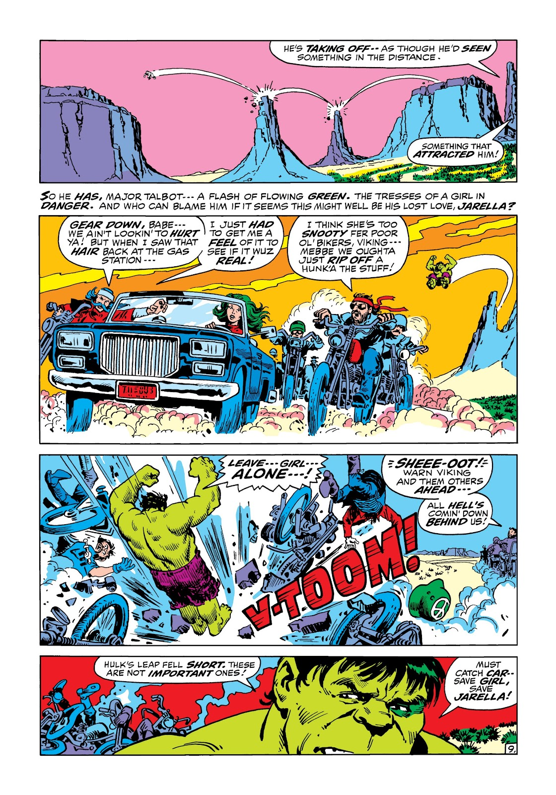 Read online Marvel Masterworks: The Incredible Hulk comic -  Issue # TPB 8 (Part 2) - 39