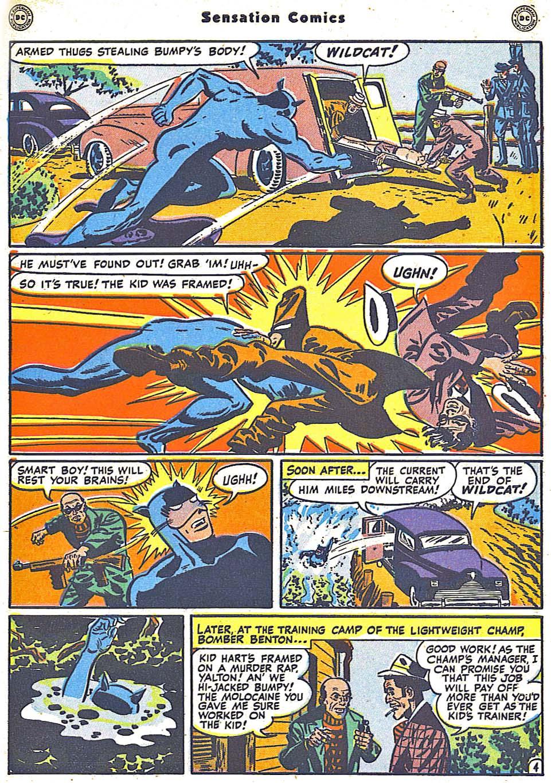 Read online Sensation (Mystery) Comics comic -  Issue #79 - 45