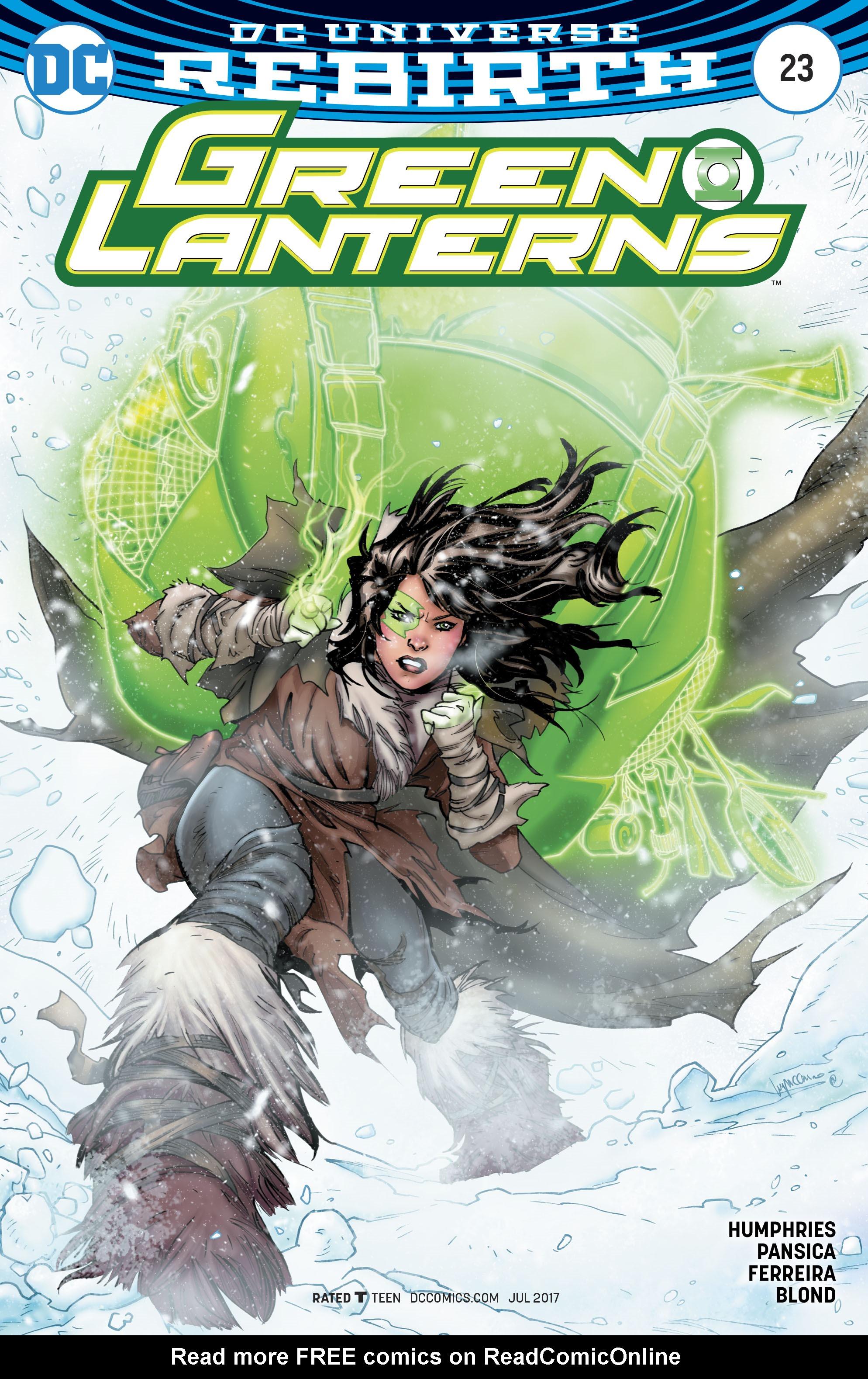 Read online Green Lanterns comic -  Issue #23 - 3