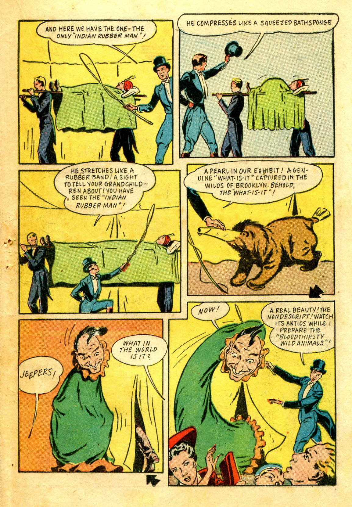 Read online Shadow Comics comic -  Issue #43 - 39