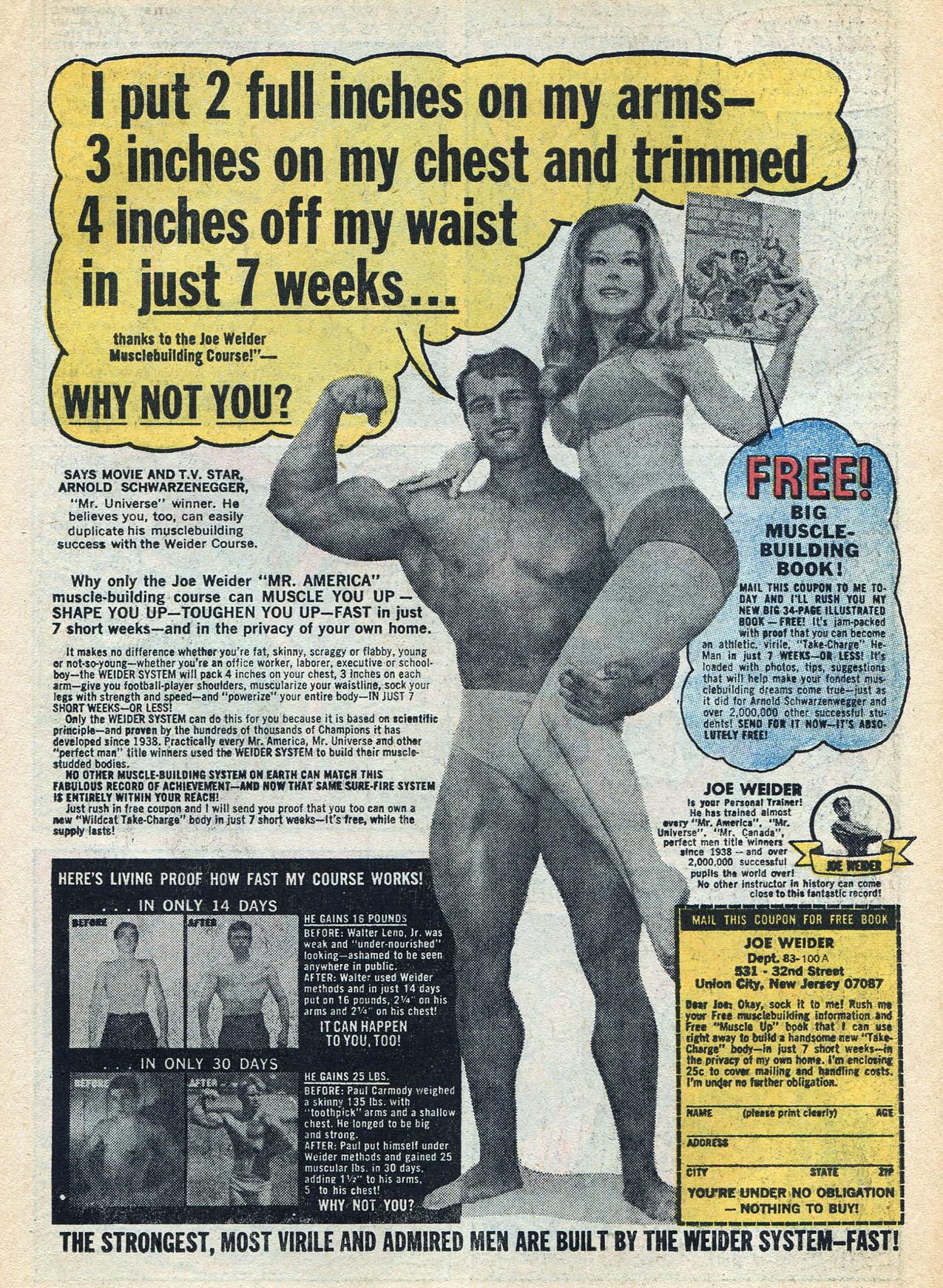 Read online Amazing Adventures (1970) comic -  Issue #3 - 11